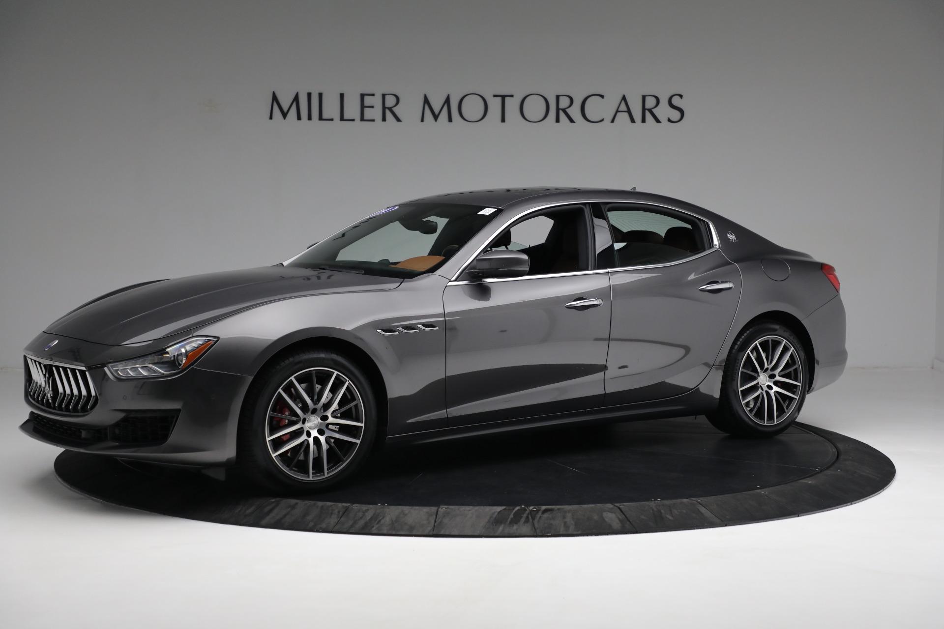New 2019 Maserati Ghibli S Q4 For Sale In Westport, CT 3019_p2