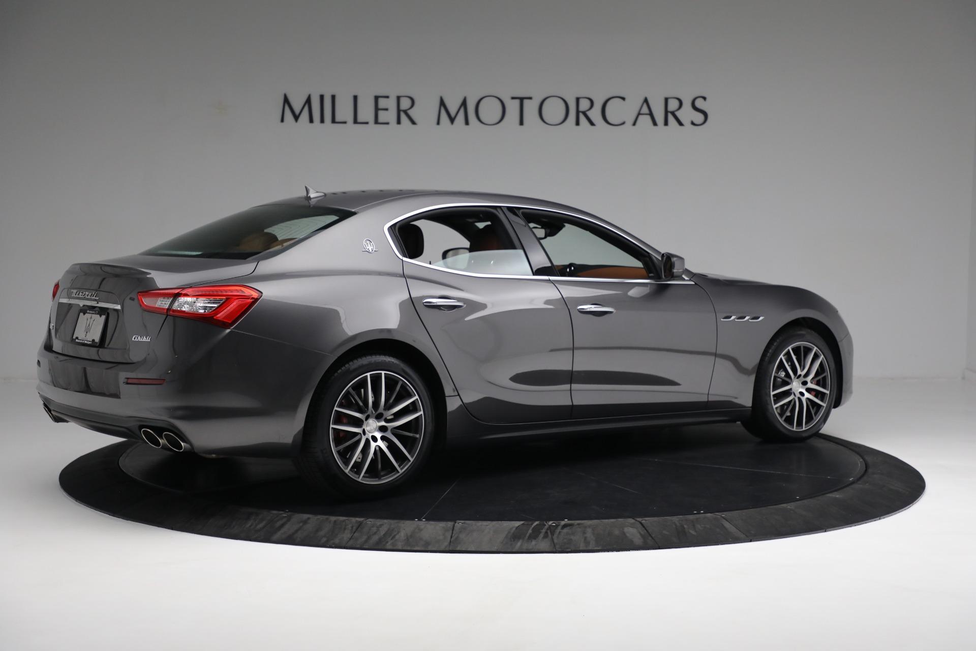 New 2019 Maserati Ghibli S Q4 For Sale In Westport, CT 3019_p7