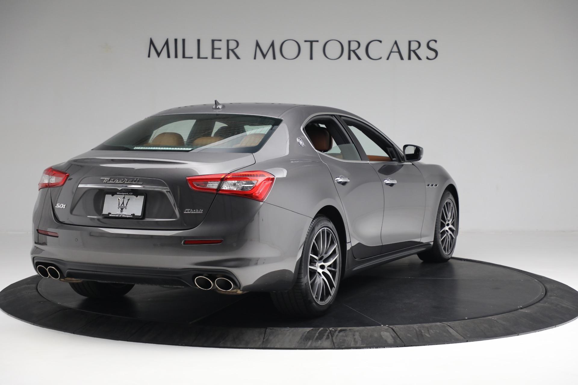 New 2019 Maserati Ghibli S Q4 For Sale In Westport, CT 3019_p8