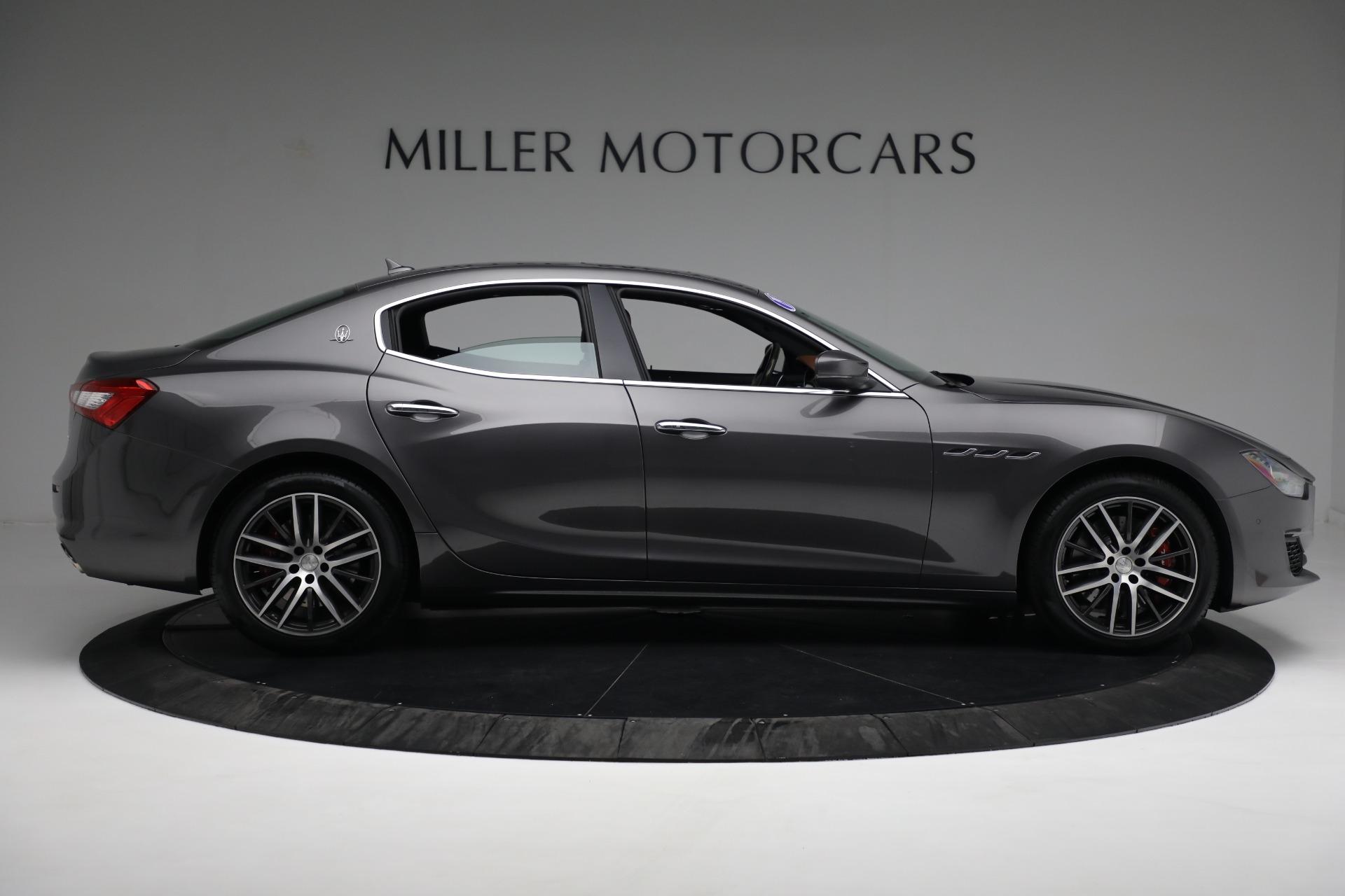New 2019 Maserati Ghibli S Q4 For Sale In Westport, CT 3019_p9