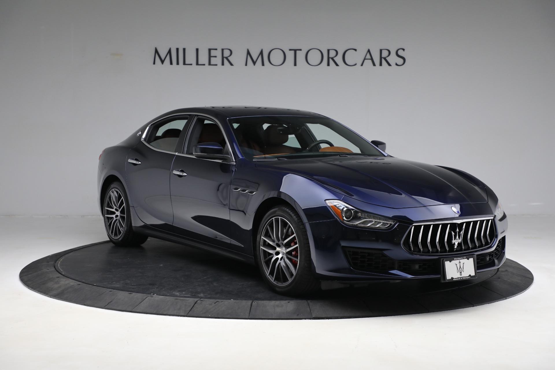 New 2019 Maserati Ghibli S Q4 For Sale In Westport, CT 3020_p11