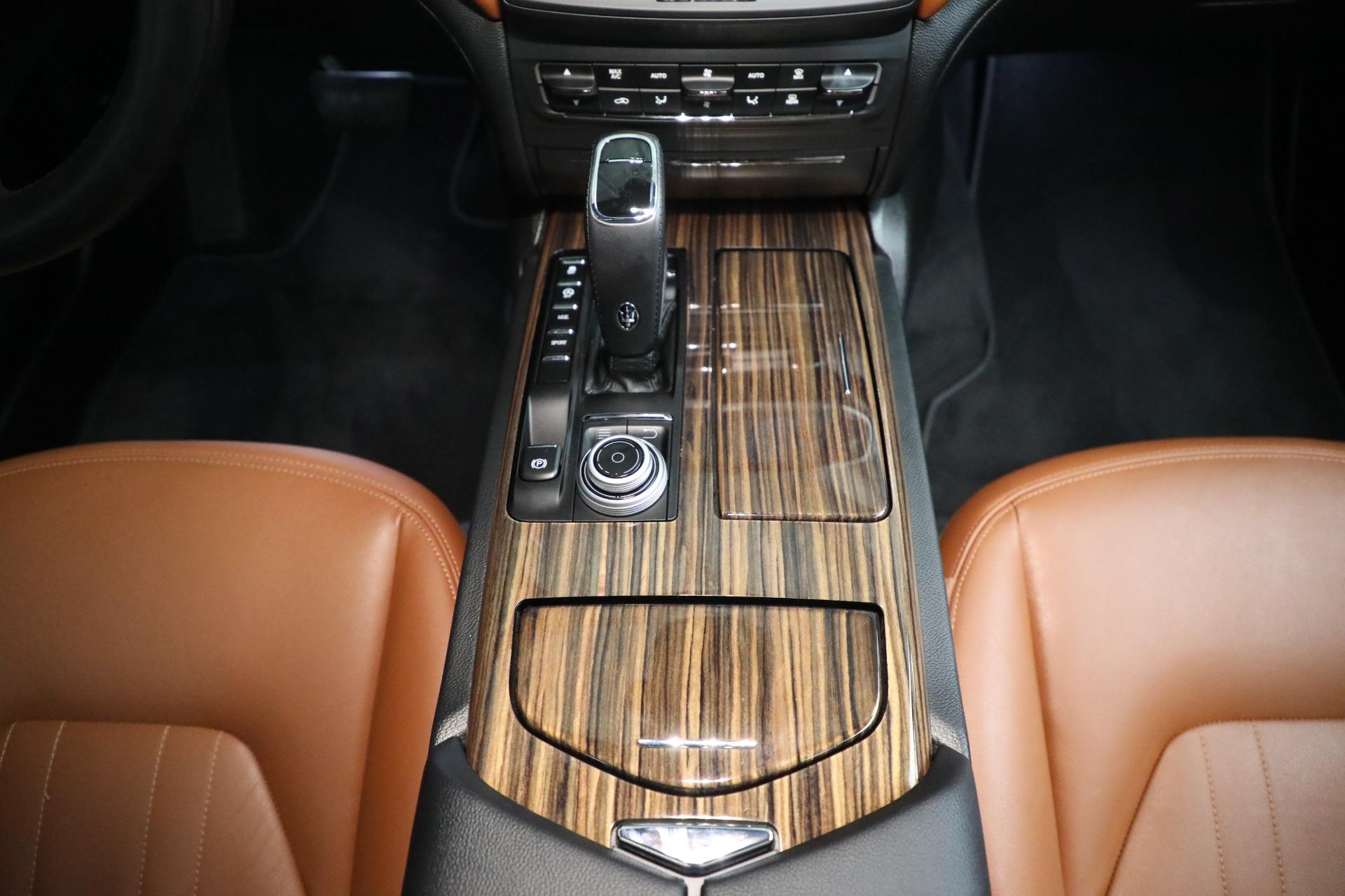 New 2019 Maserati Ghibli S Q4 For Sale In Westport, CT 3020_p27
