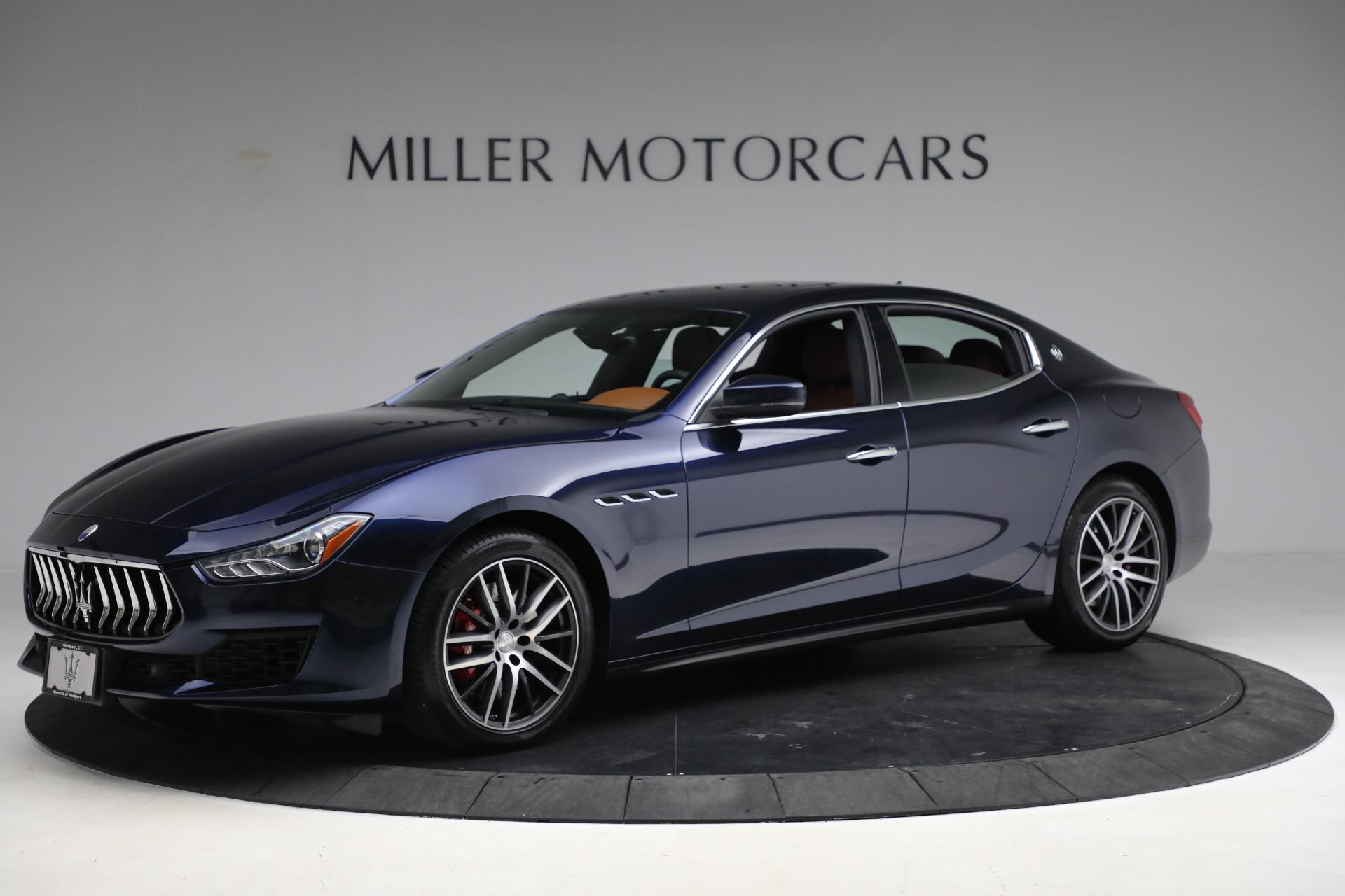 New 2019 Maserati Ghibli S Q4 For Sale In Westport, CT 3020_p2