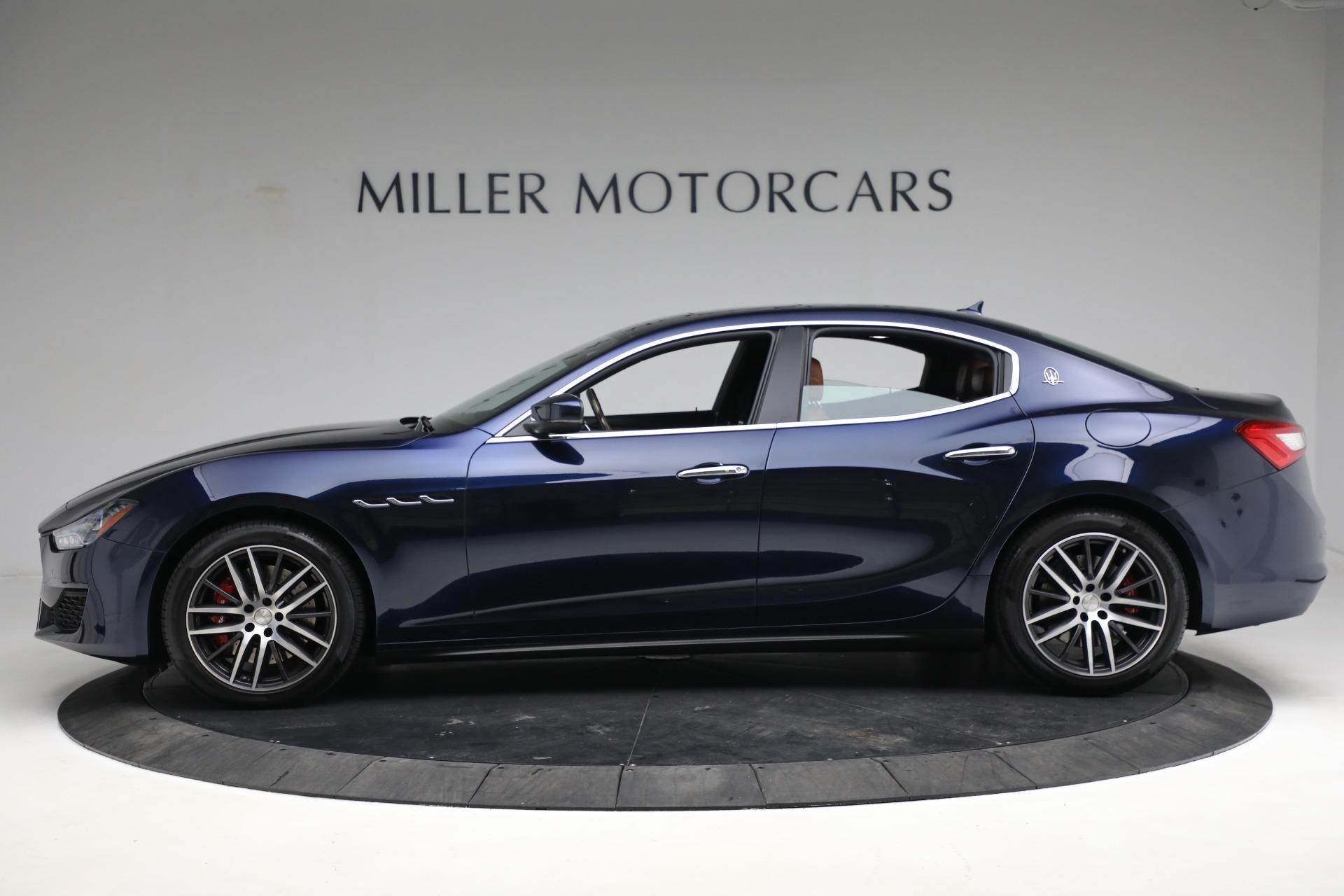 New 2019 Maserati Ghibli S Q4 For Sale In Westport, CT 3020_p3