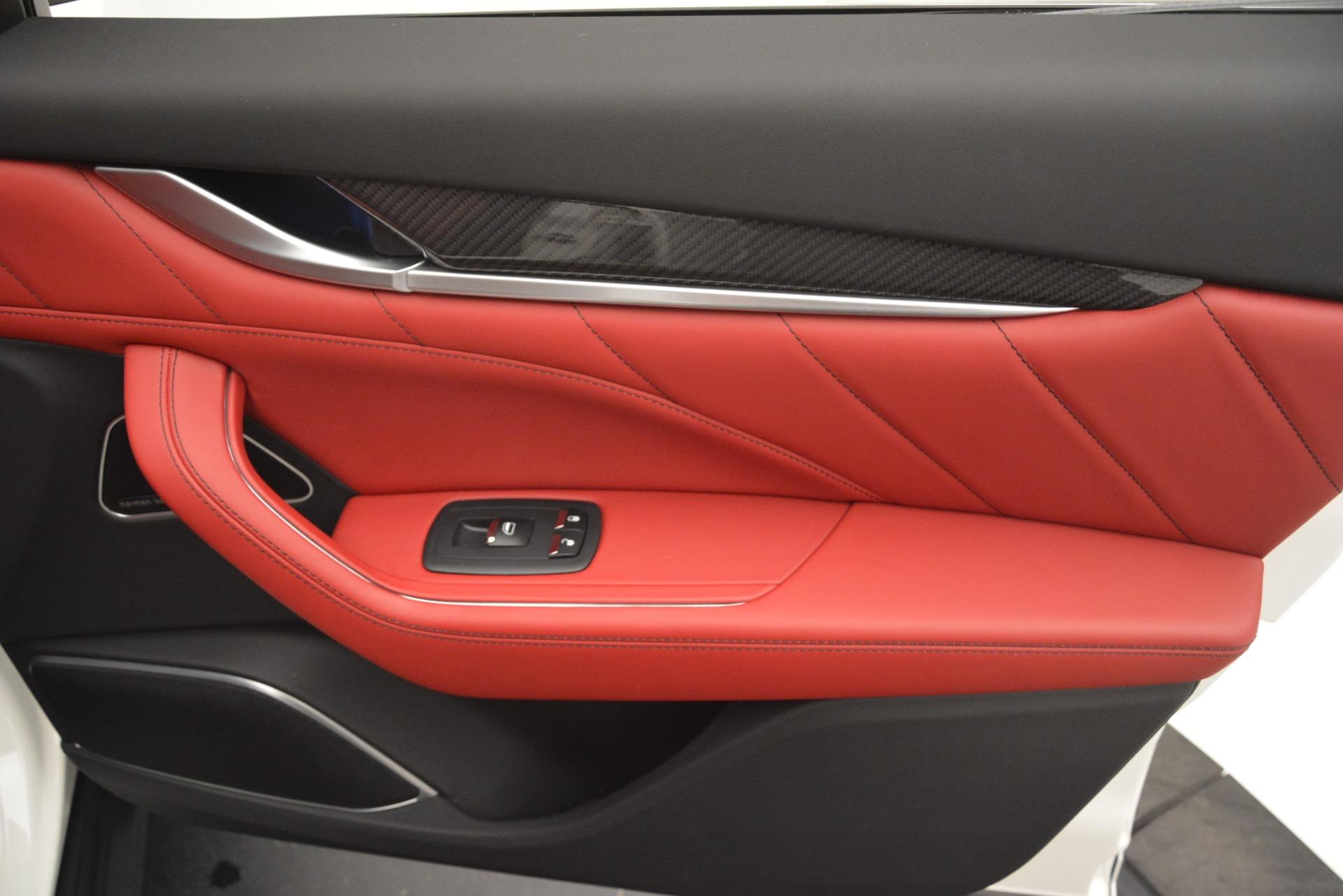 New 2019 Maserati Levante S Q4 GranSport For Sale In Westport, CT 3021_p26