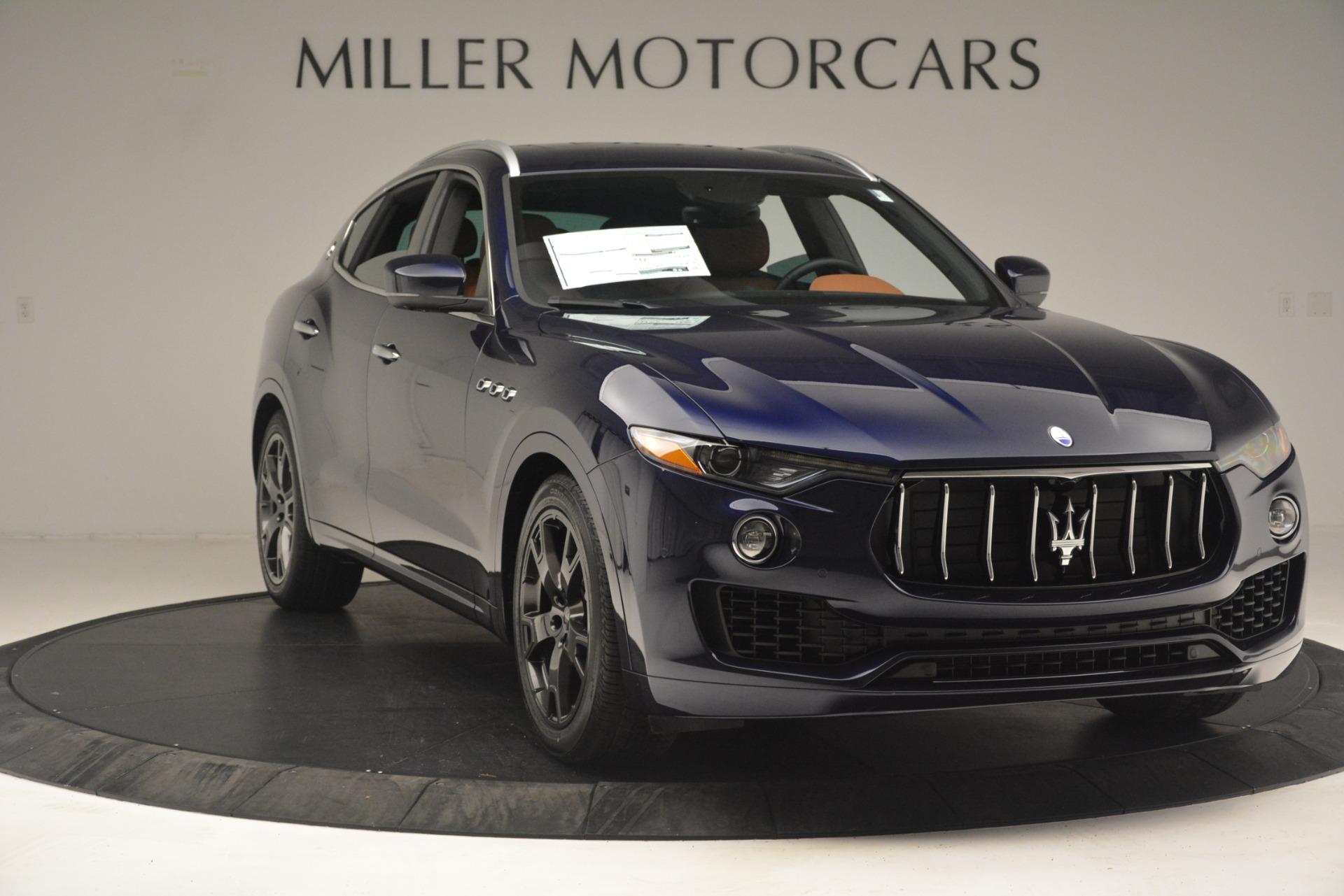 New 2019 Maserati Levante Q4 For Sale In Westport, CT 3022_p11