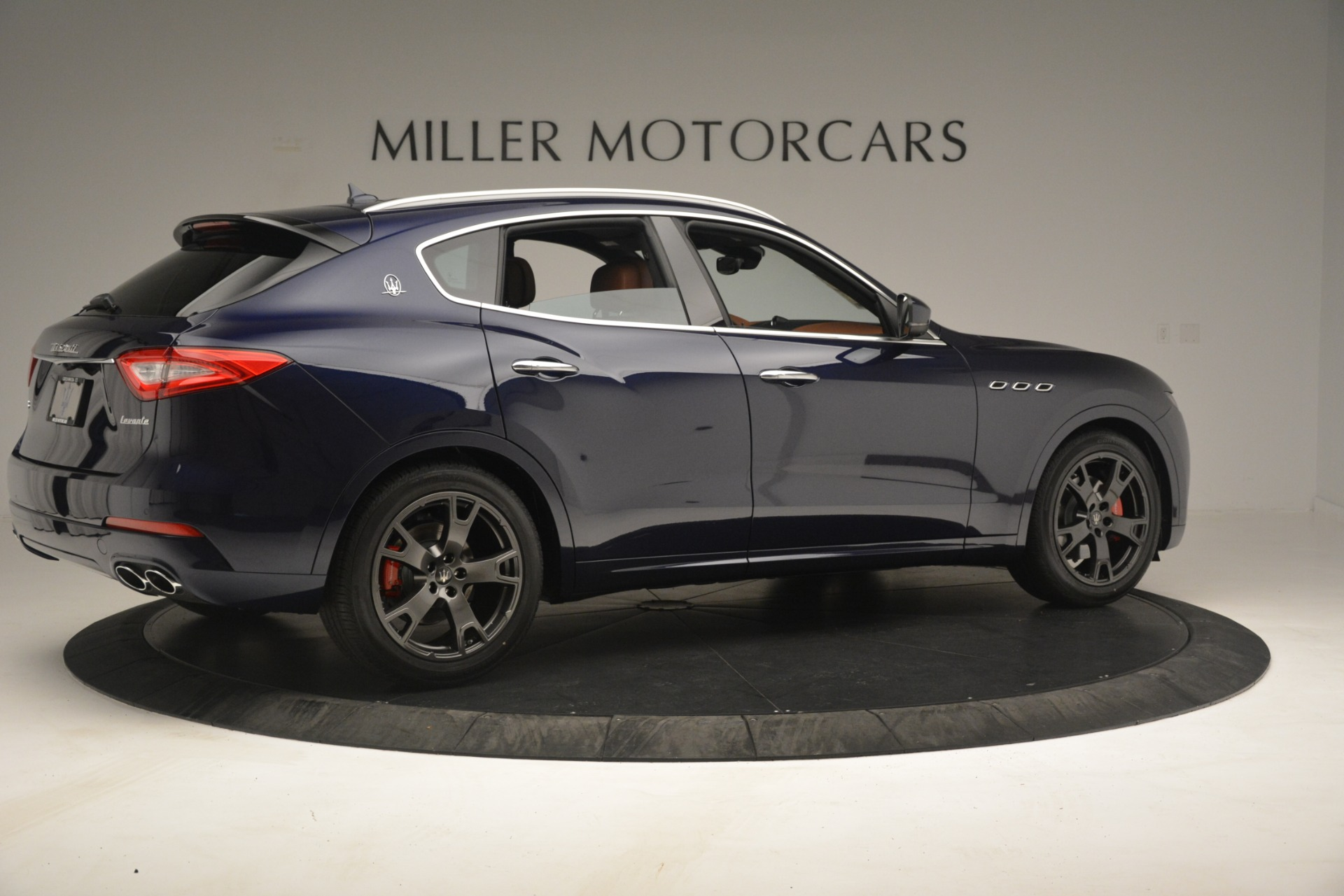 New 2019 Maserati Levante Q4 For Sale In Westport, CT 3022_p8