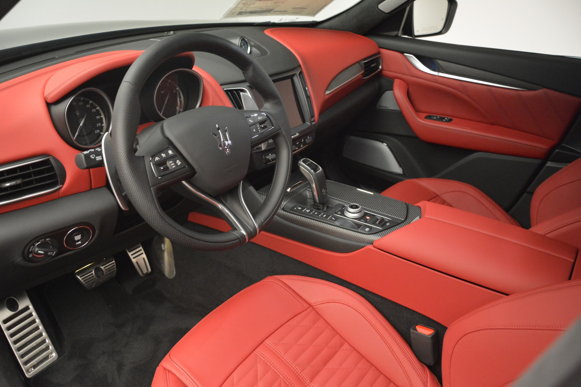 New 2019 Maserati Levante GTS For Sale In Westport, CT 3023_p15
