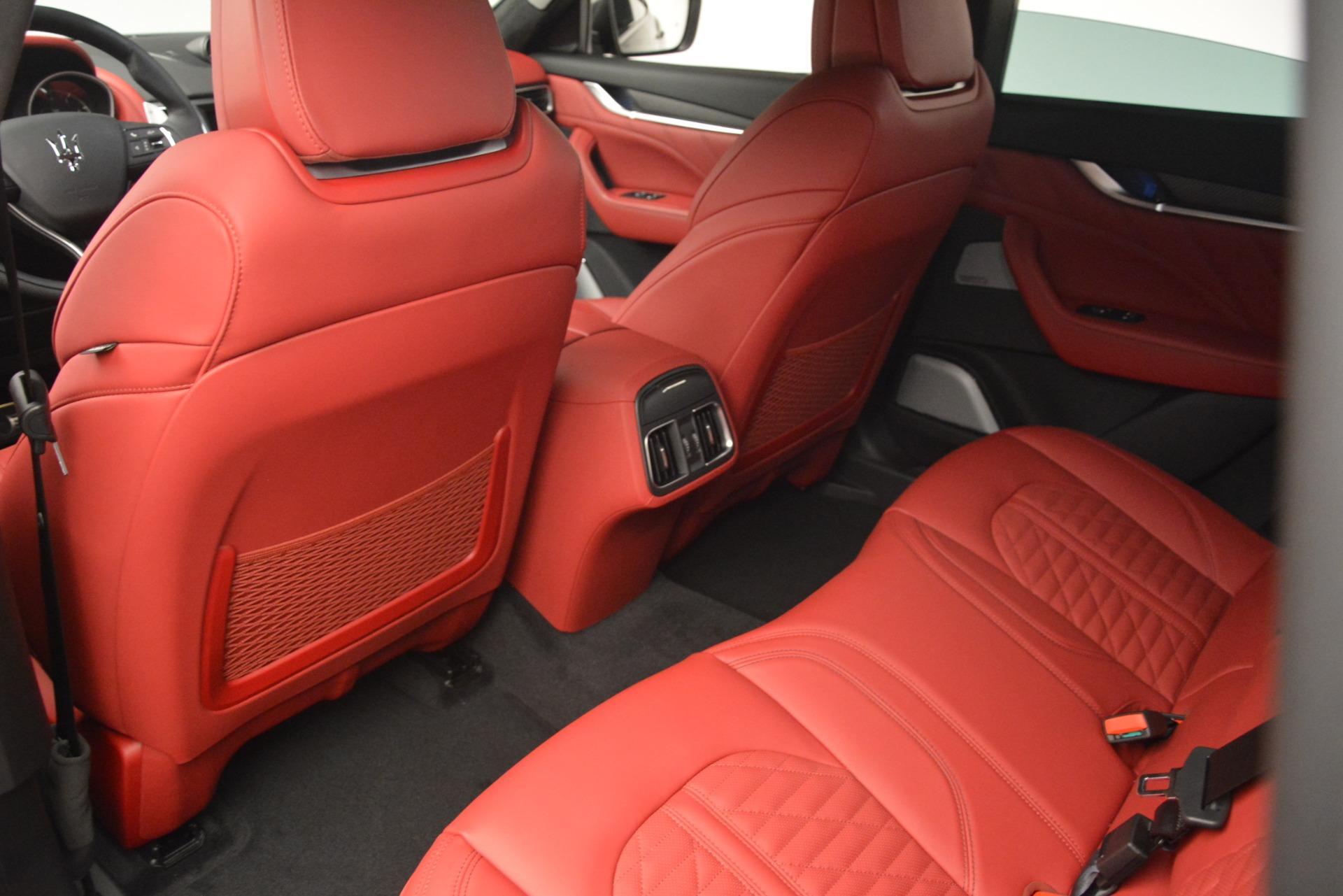New 2019 Maserati Levante GTS For Sale In Westport, CT 3023_p22
