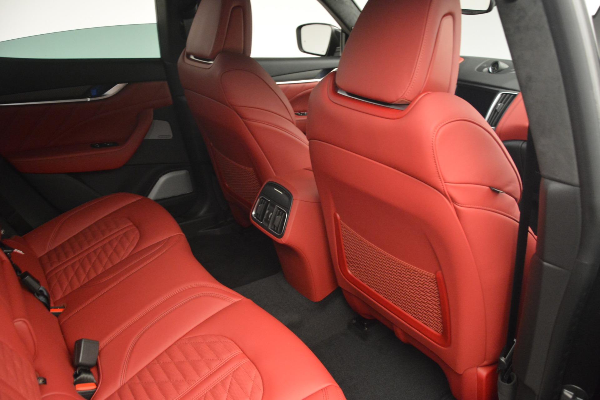 New 2019 Maserati Levante GTS For Sale In Westport, CT 3023_p30