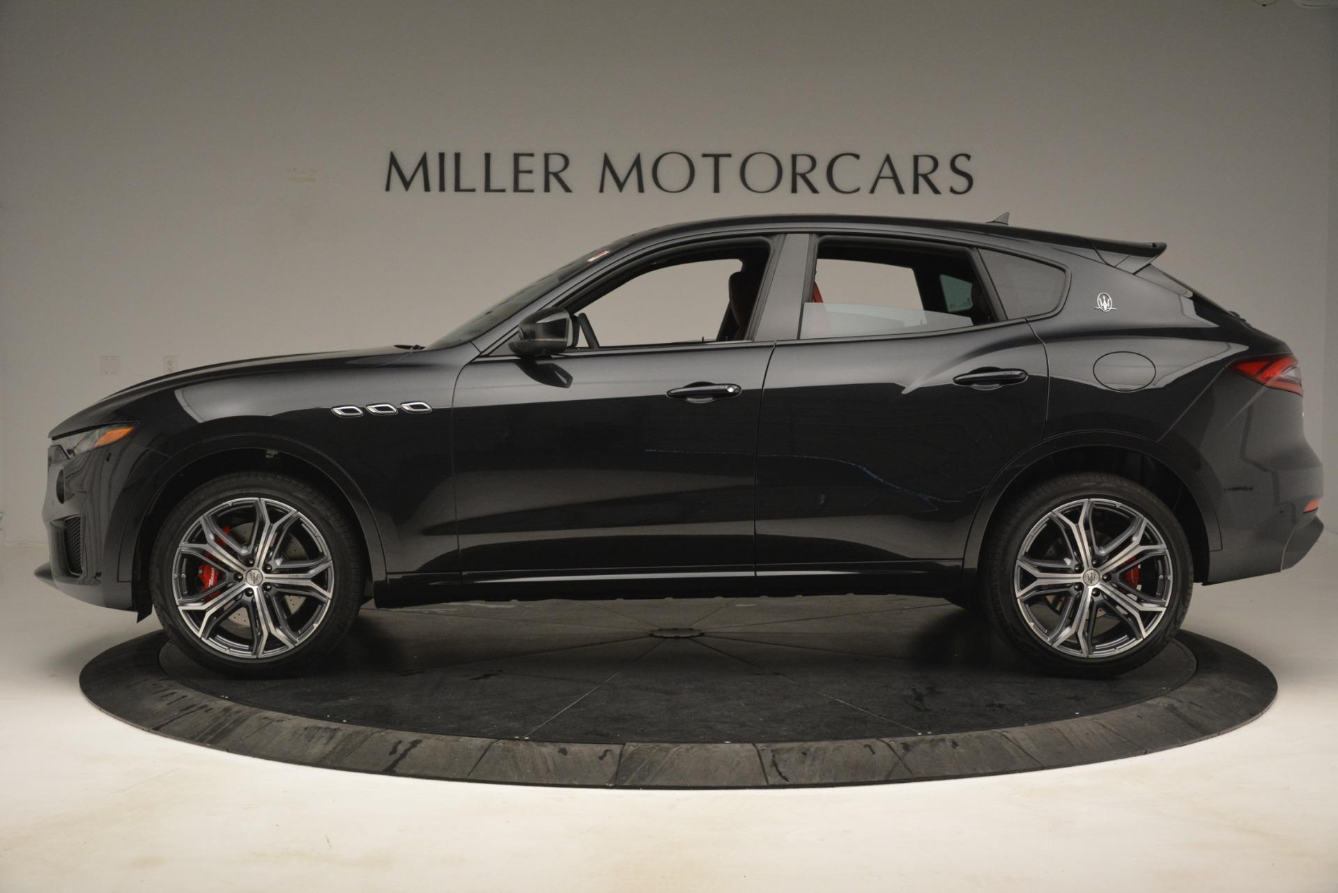 New 2019 Maserati Levante GTS For Sale In Westport, CT 3023_p3
