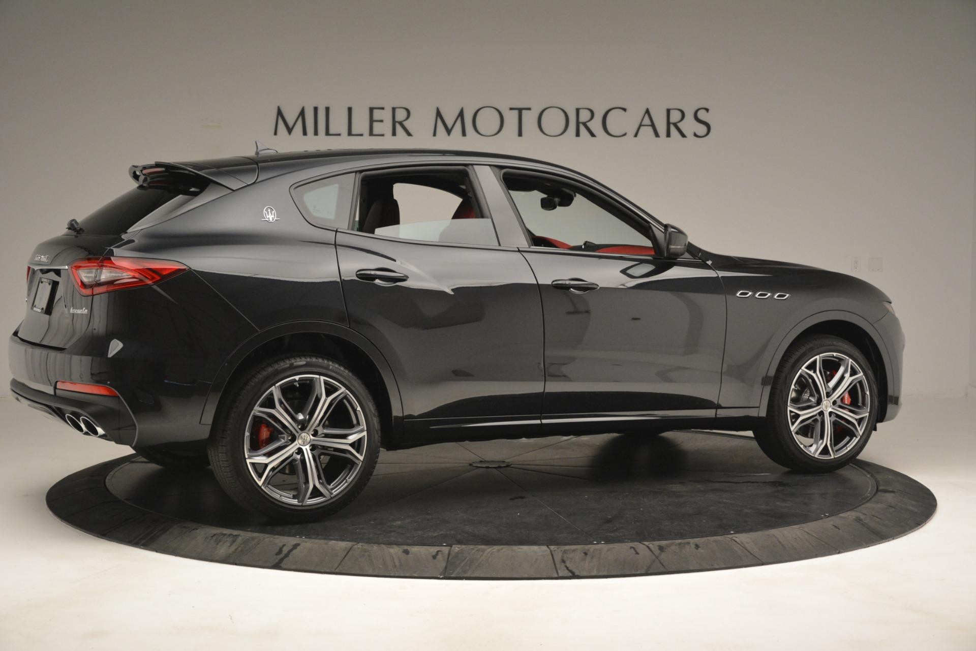 New 2019 Maserati Levante GTS For Sale In Westport, CT 3023_p8