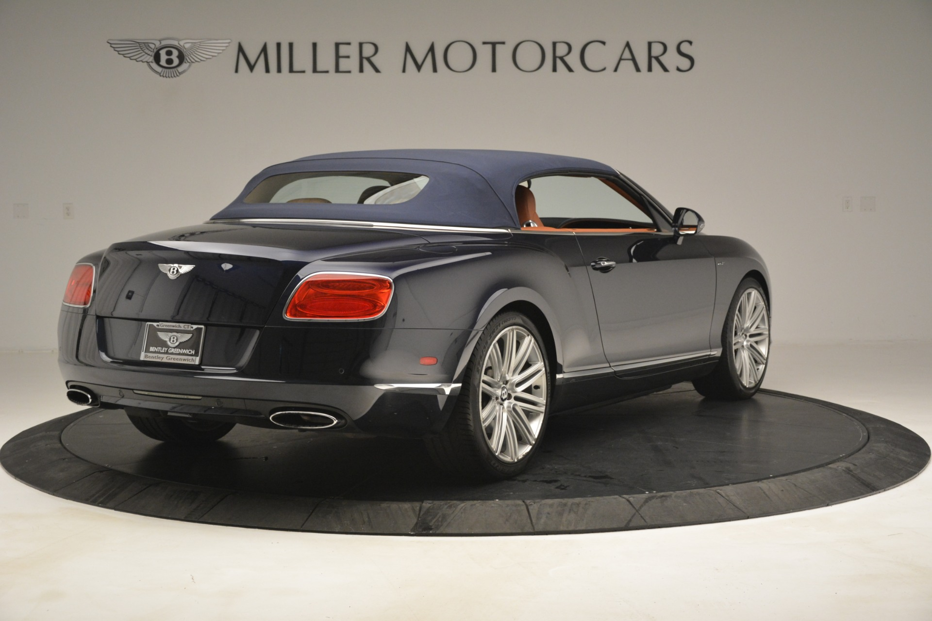 Used 2014 Bentley Continental GT Speed For Sale In Westport, CT 3026_p16