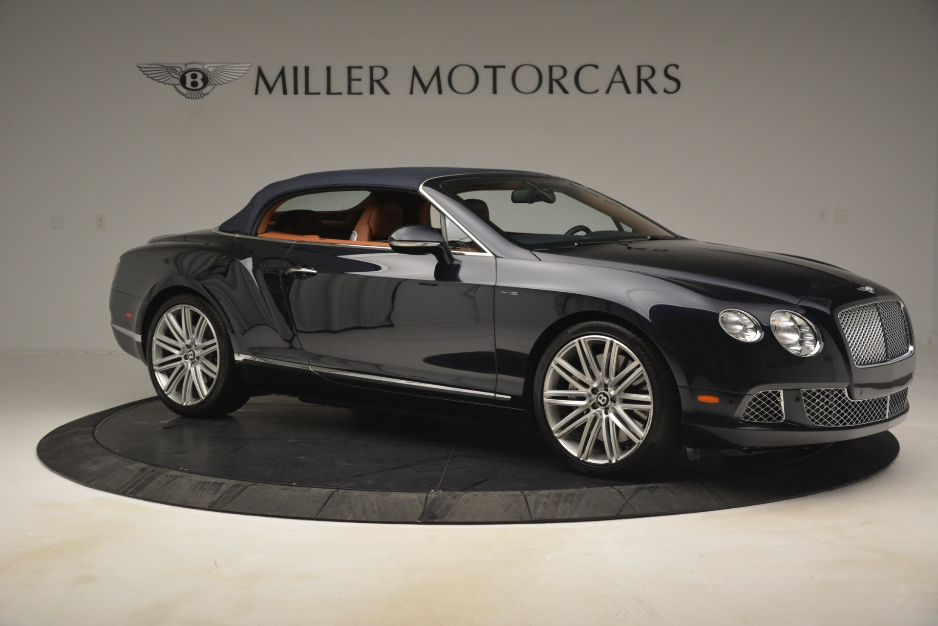 Used 2014 Bentley Continental GT Speed For Sale In Westport, CT 3026_p18
