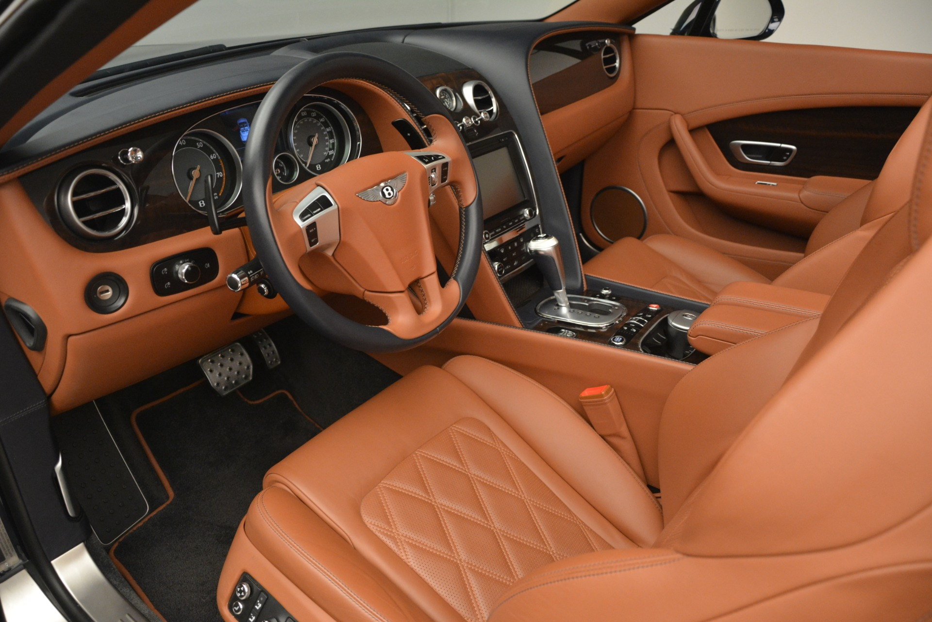 Used 2014 Bentley Continental GT Speed For Sale In Westport, CT 3026_p21