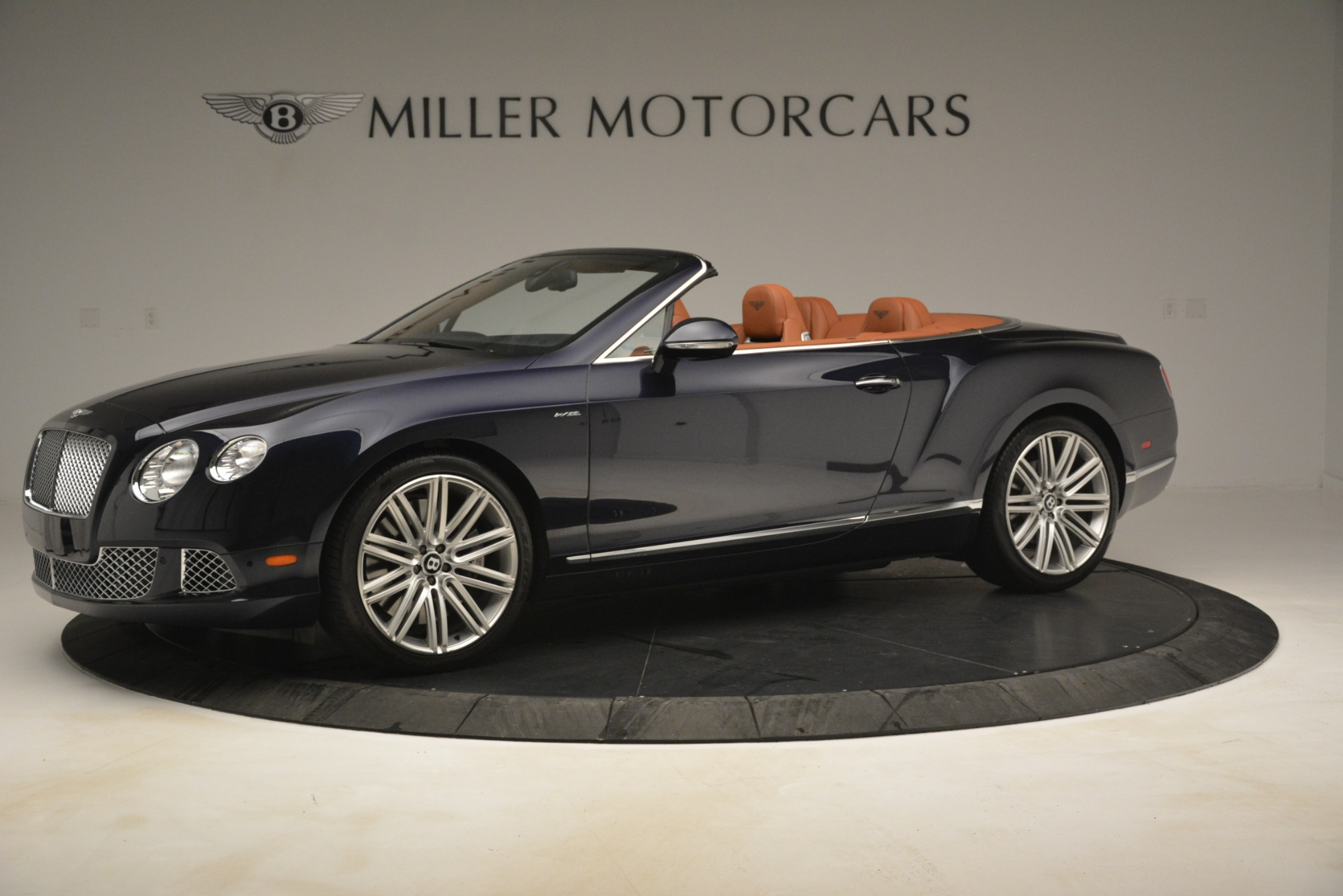 Used 2014 Bentley Continental GT Speed For Sale In Westport, CT 3026_p2