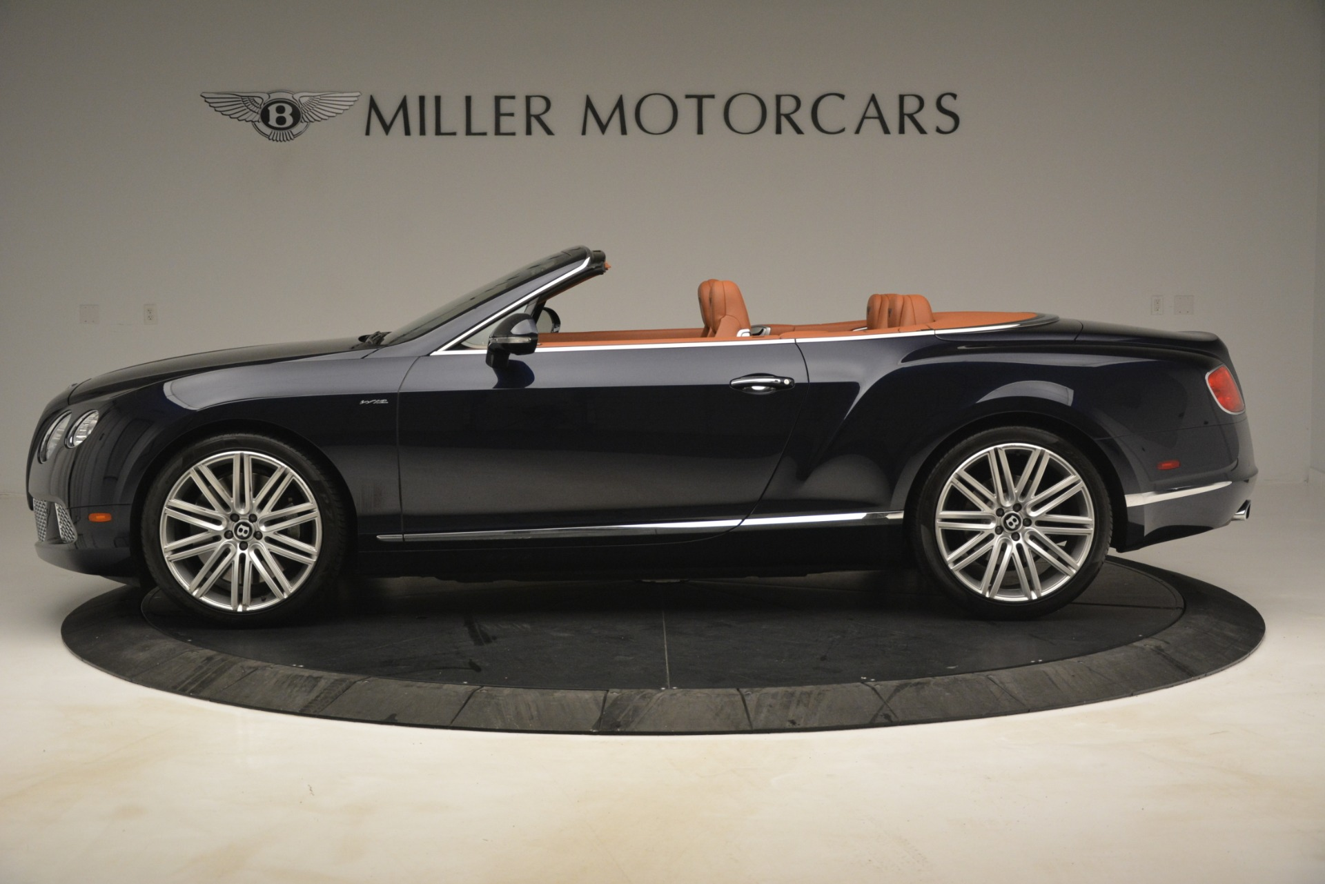 Used 2014 Bentley Continental GT Speed For Sale In Westport, CT 3026_p3