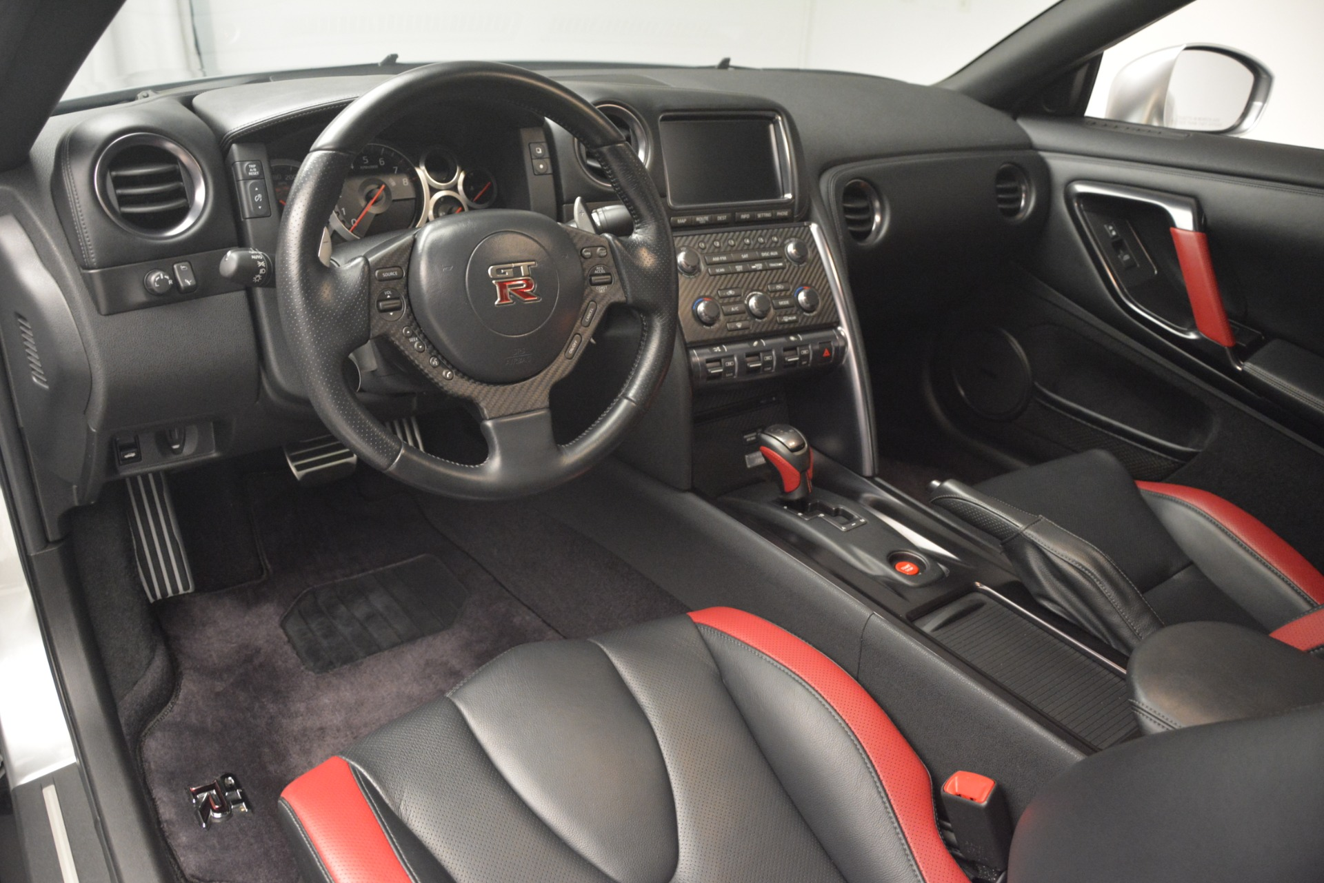 Used 2013 Nissan GT-R Black Edition For Sale In Westport, CT 3028_p15