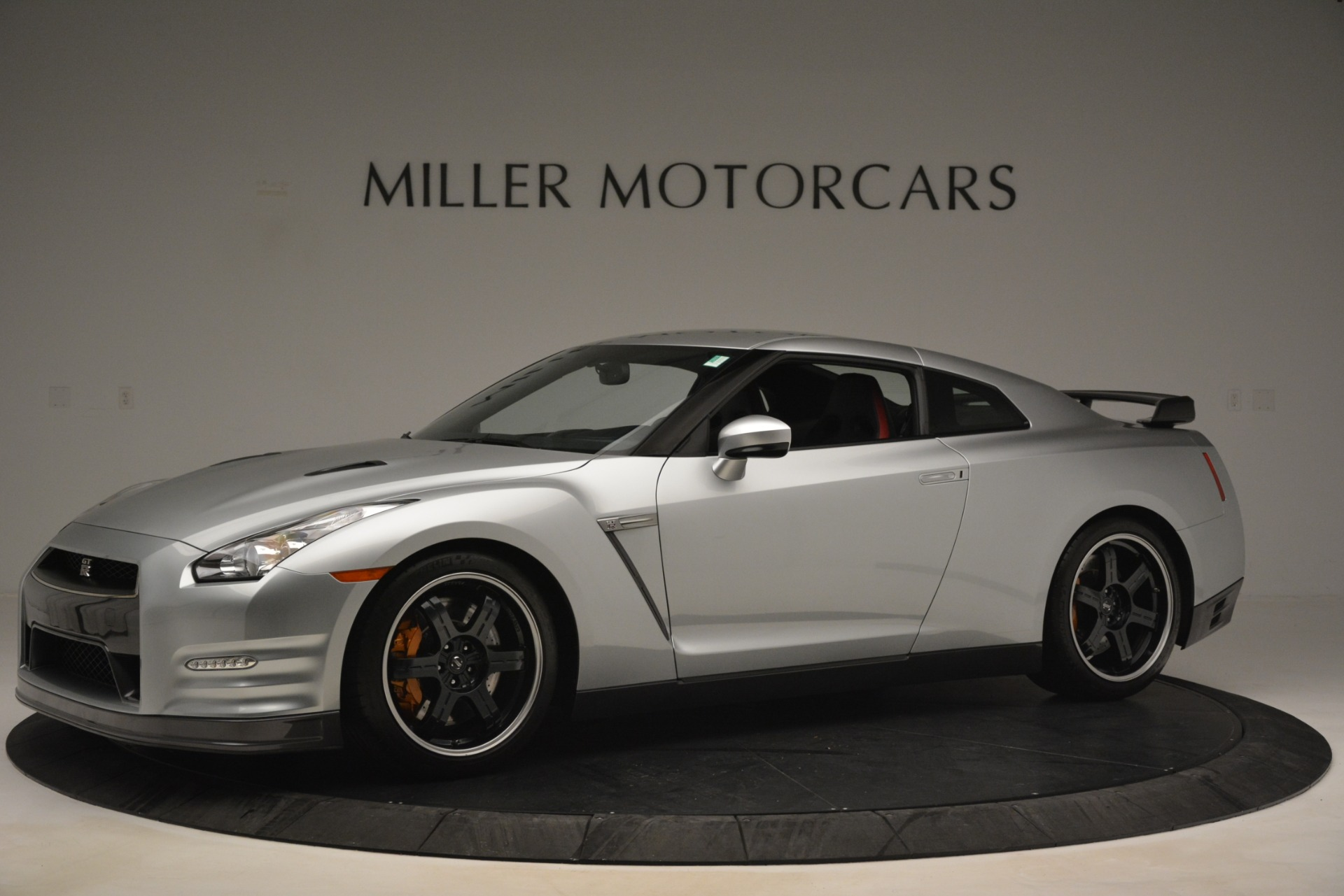 Used 2013 Nissan GT-R Black Edition For Sale In Westport, CT 3028_p2