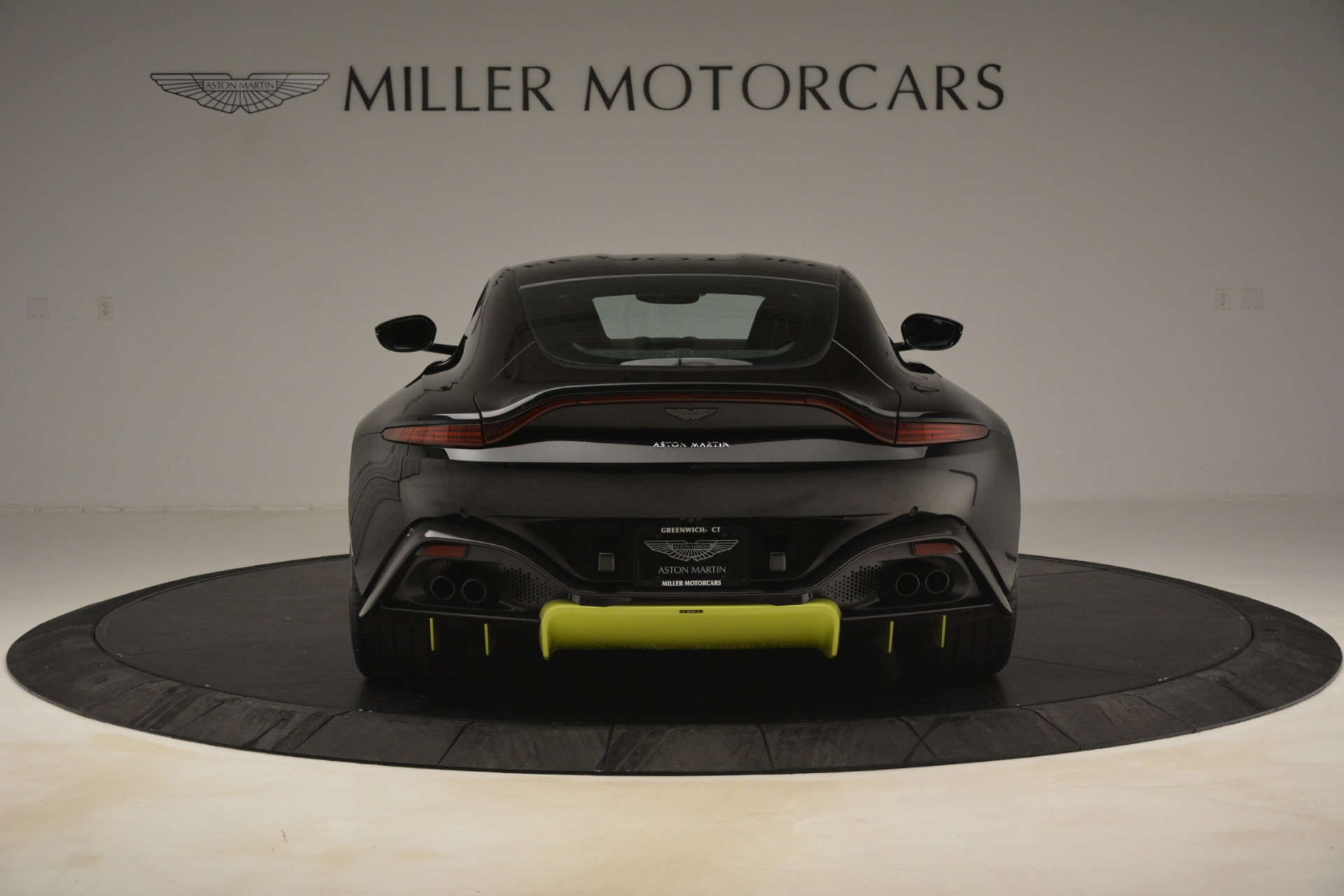 New 2019 Aston Martin Vantage Coupe For Sale In Westport, CT 3030_p7