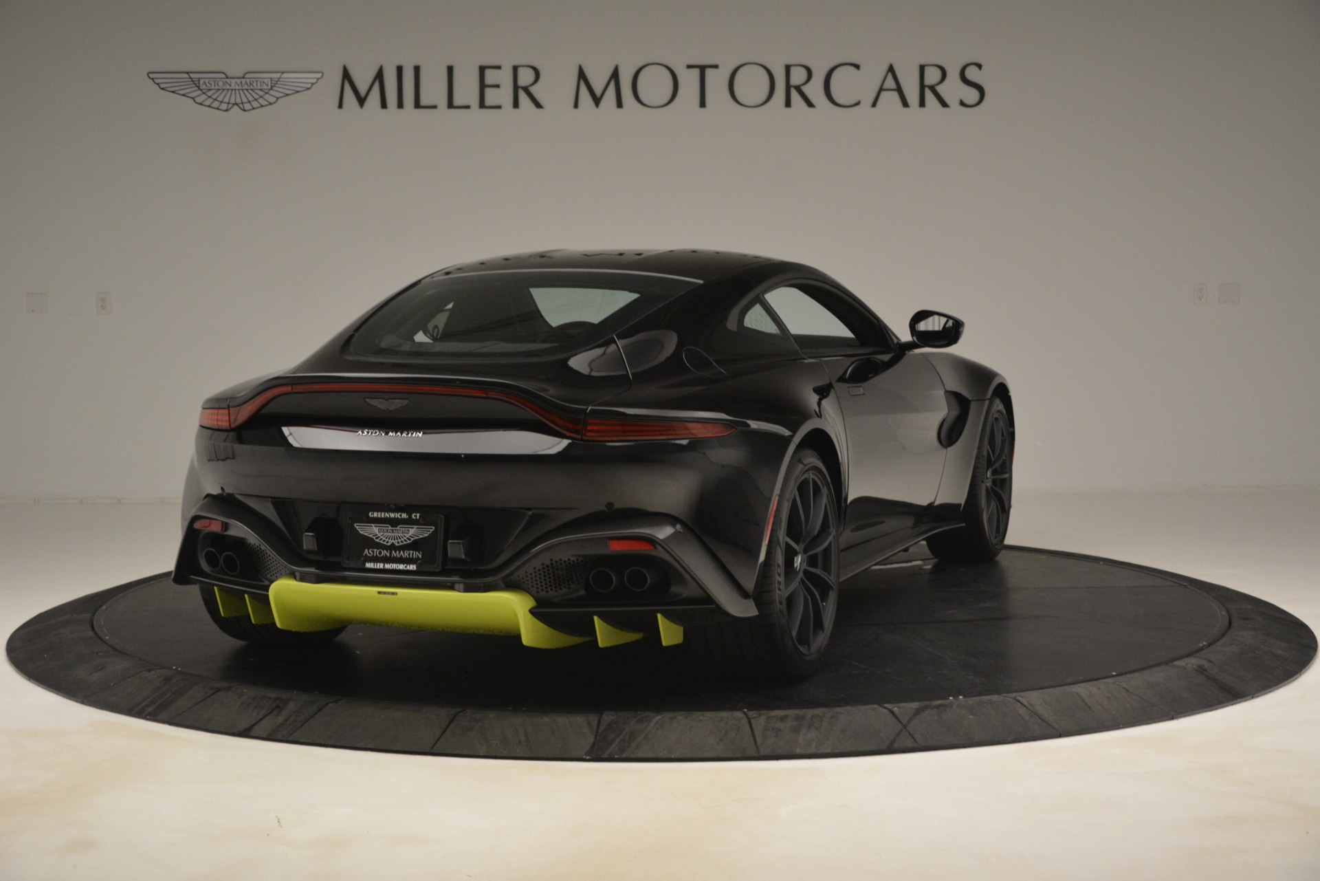 New 2019 Aston Martin Vantage Coupe For Sale In Westport, CT 3030_p8