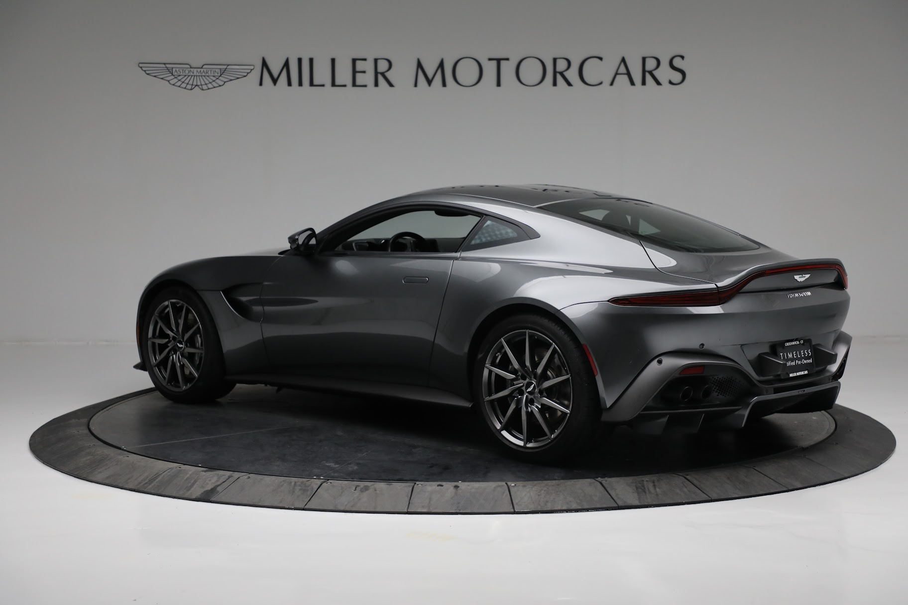 New 2019 Aston Martin Vantage Coupe For Sale In Westport, CT 3032_p3