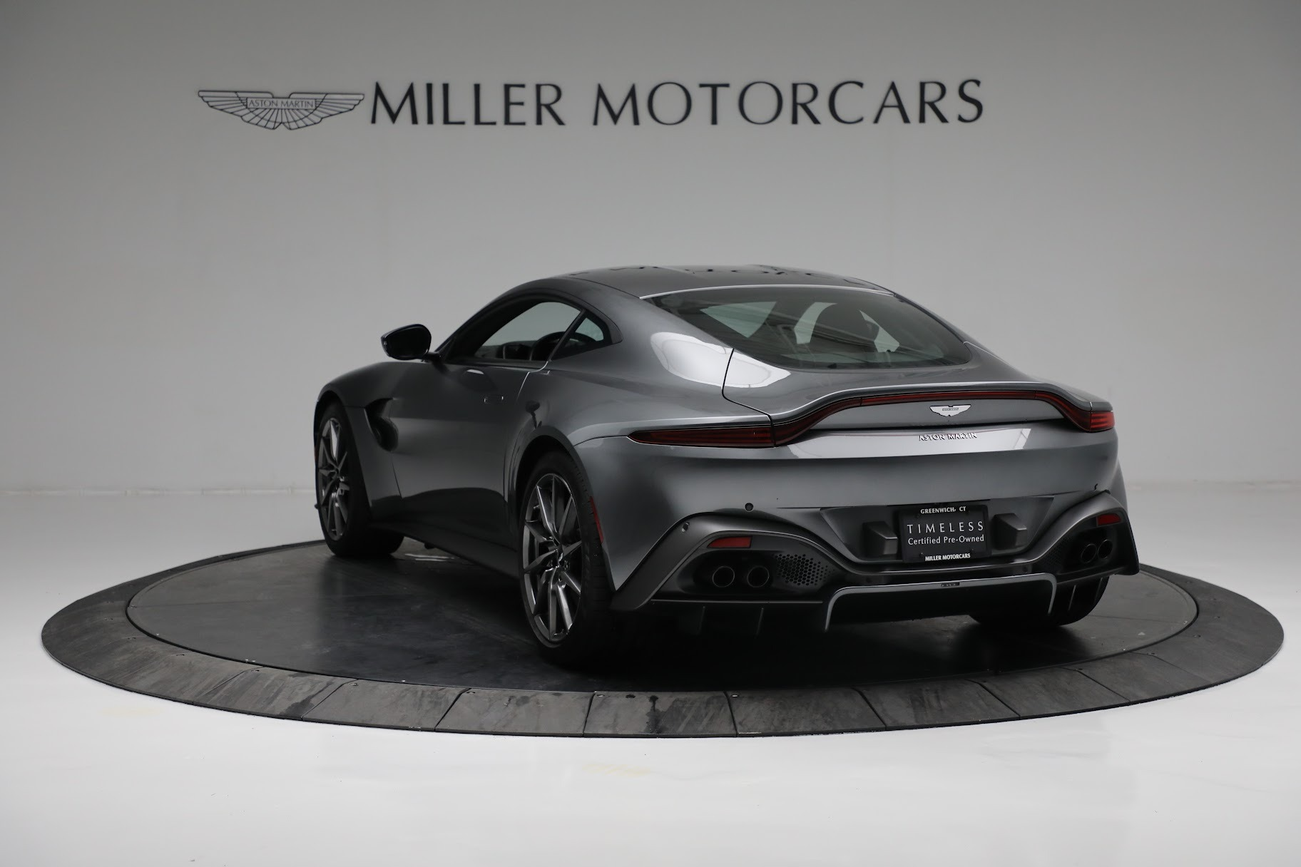New 2019 Aston Martin Vantage Coupe For Sale In Westport, CT 3032_p4