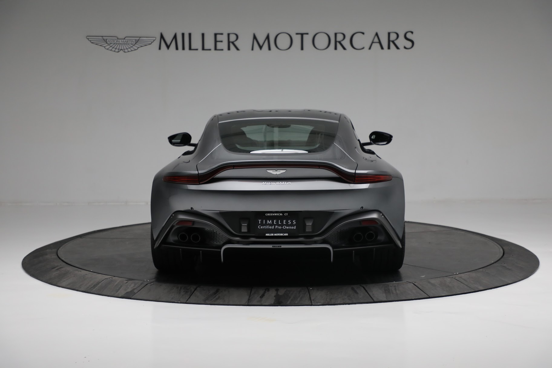 New 2019 Aston Martin Vantage Coupe For Sale In Westport, CT 3032_p5