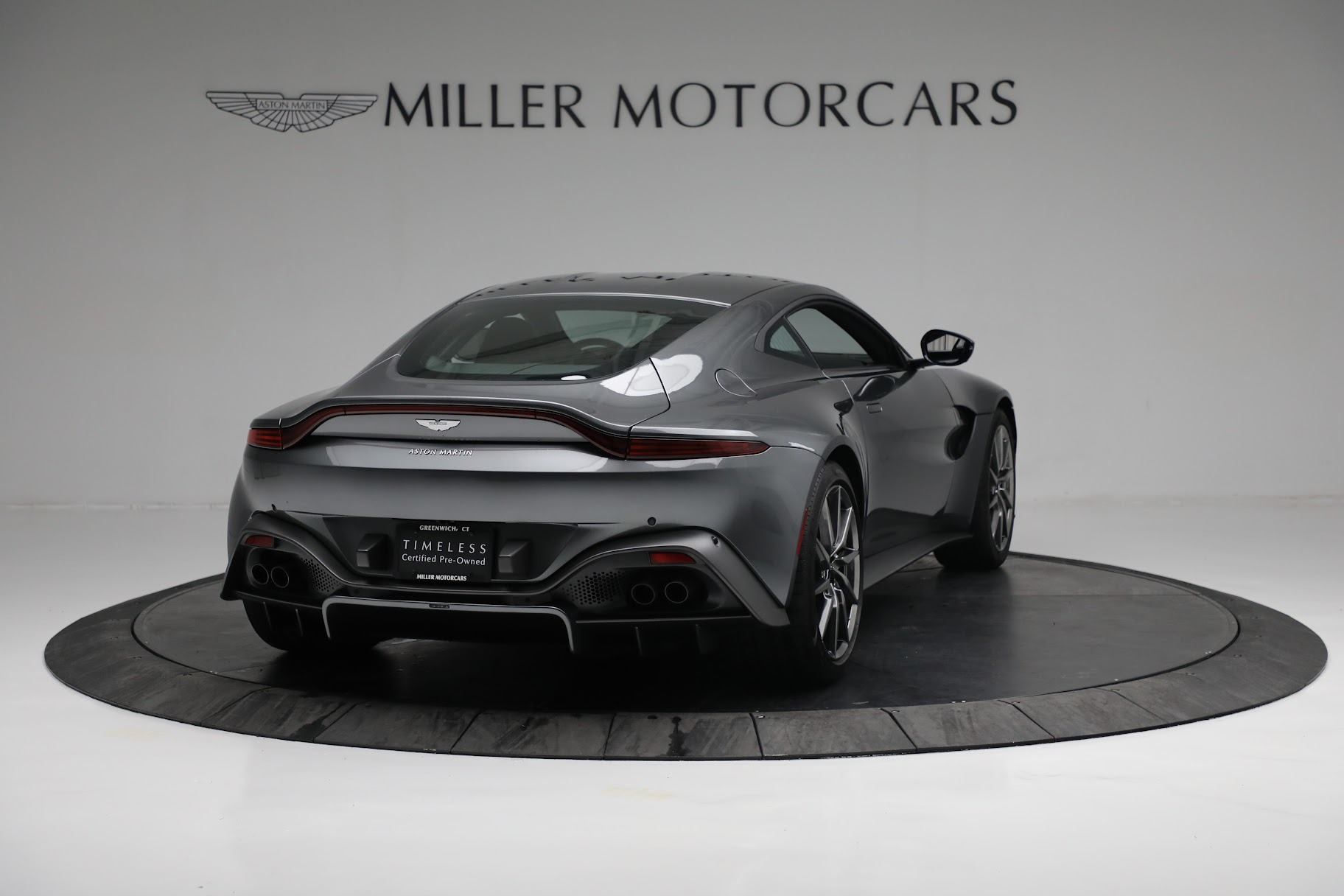 New 2019 Aston Martin Vantage Coupe For Sale In Westport, CT 3032_p6