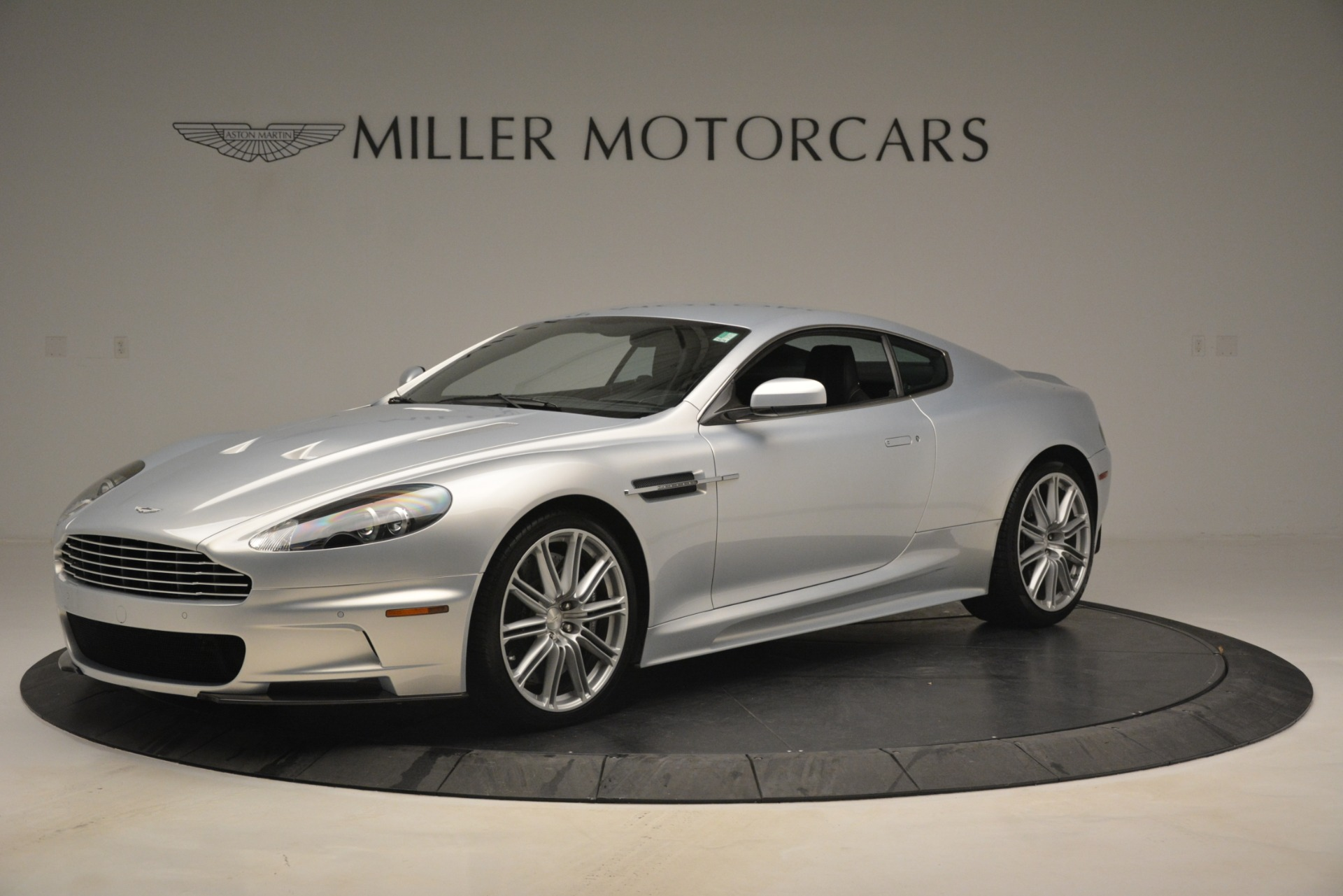 Used 2009 Aston Martin DBS Coupe For Sale In Westport, CT 3033_main
