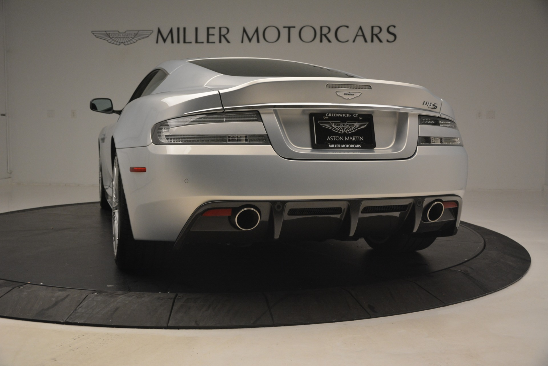 Used 2009 Aston Martin DBS Coupe For Sale In Westport, CT 3033_p15