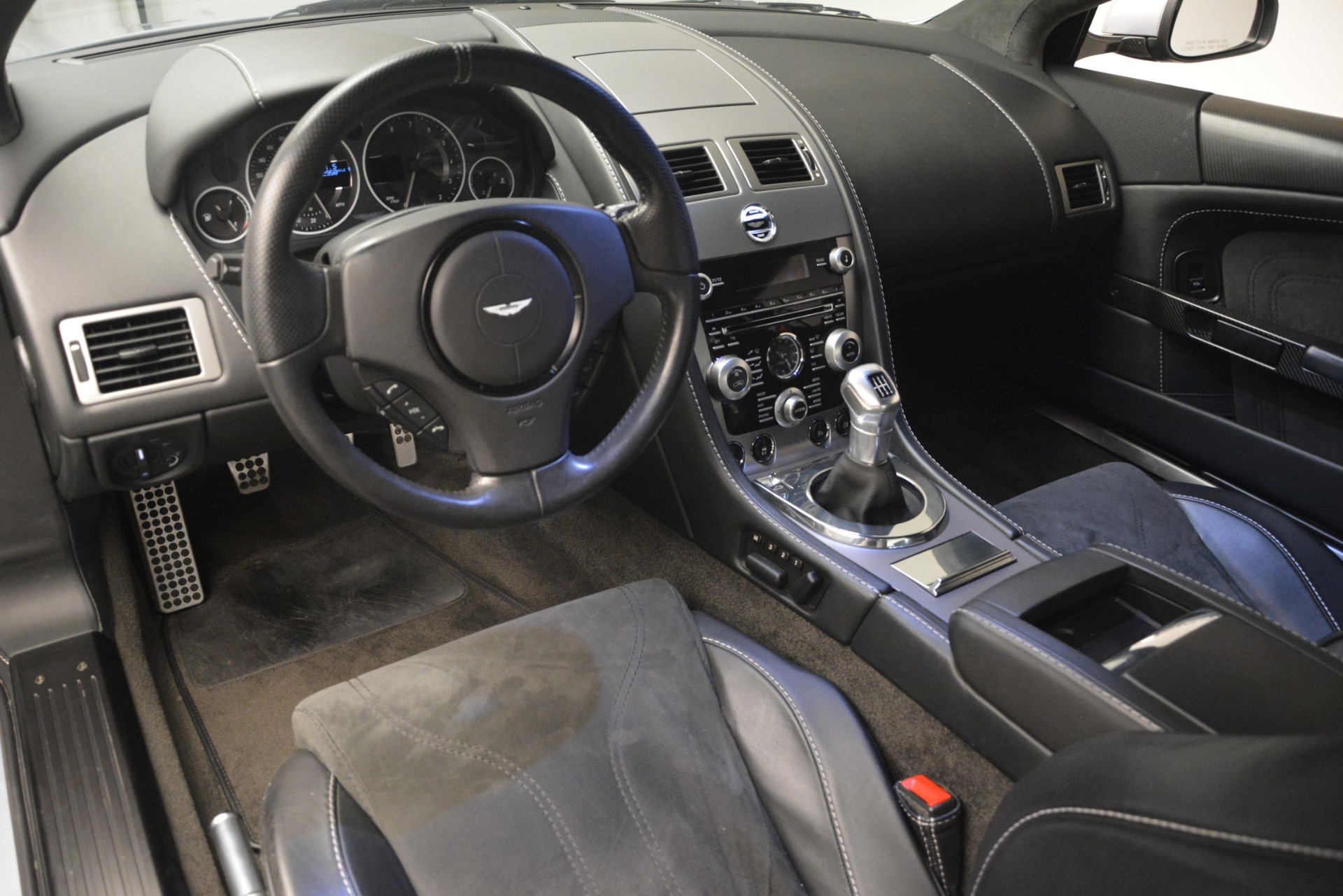 Used 2009 Aston Martin DBS Coupe For Sale In Westport, CT 3033_p18