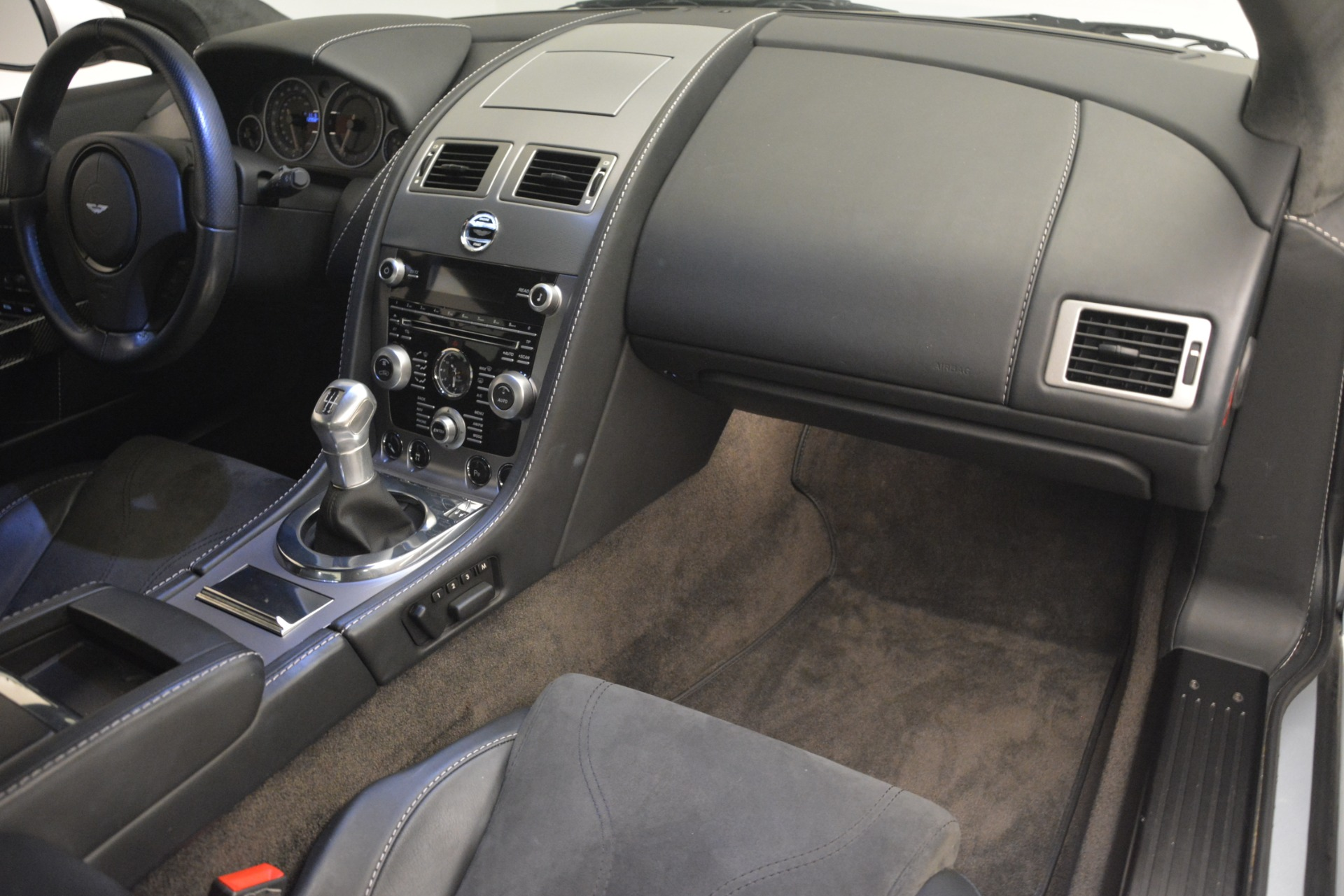 Used 2009 Aston Martin DBS Coupe For Sale In Westport, CT 3033_p23