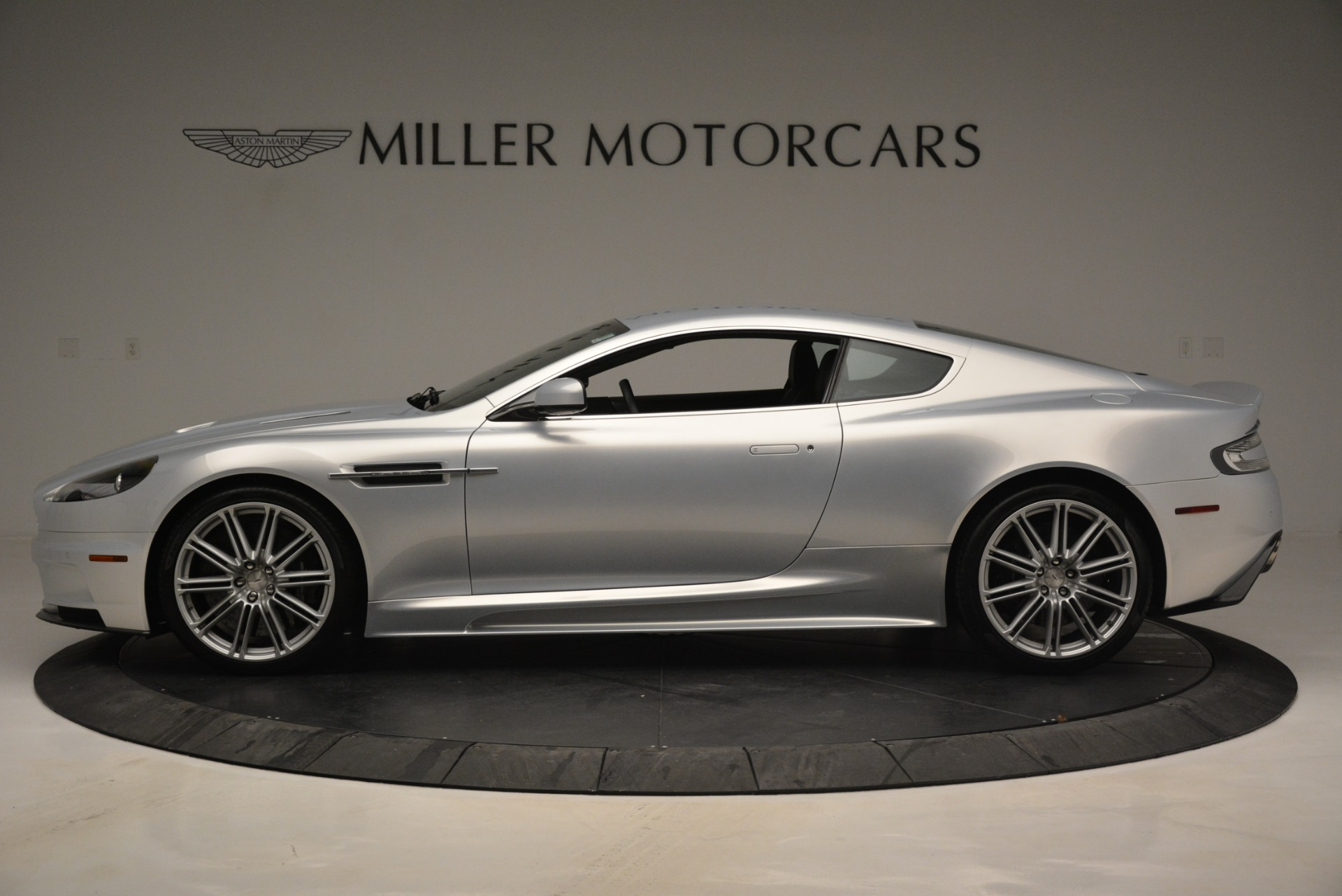 Used 2009 Aston Martin DBS Coupe For Sale In Westport, CT 3033_p3