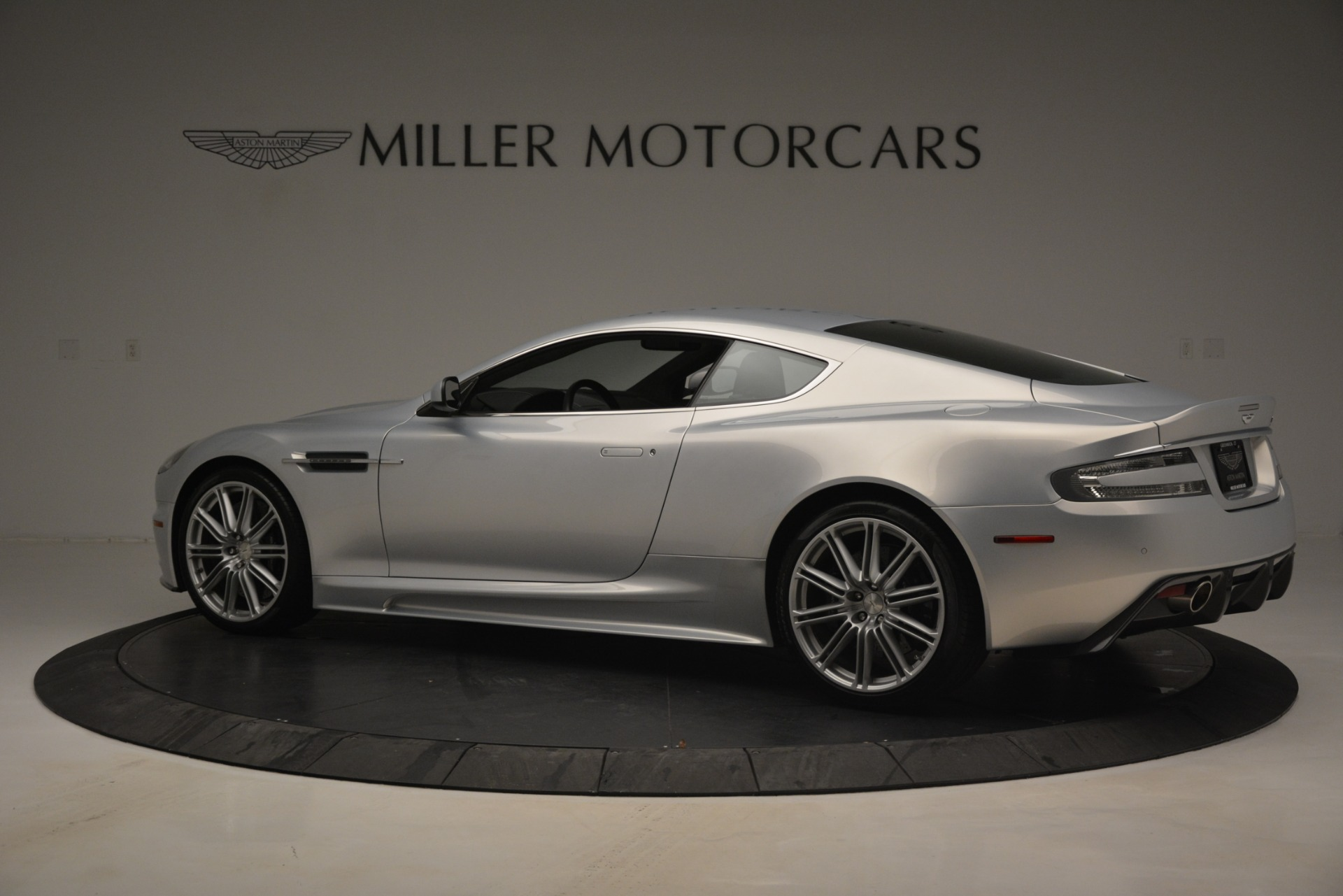 Used 2009 Aston Martin DBS Coupe For Sale In Westport, CT 3033_p4