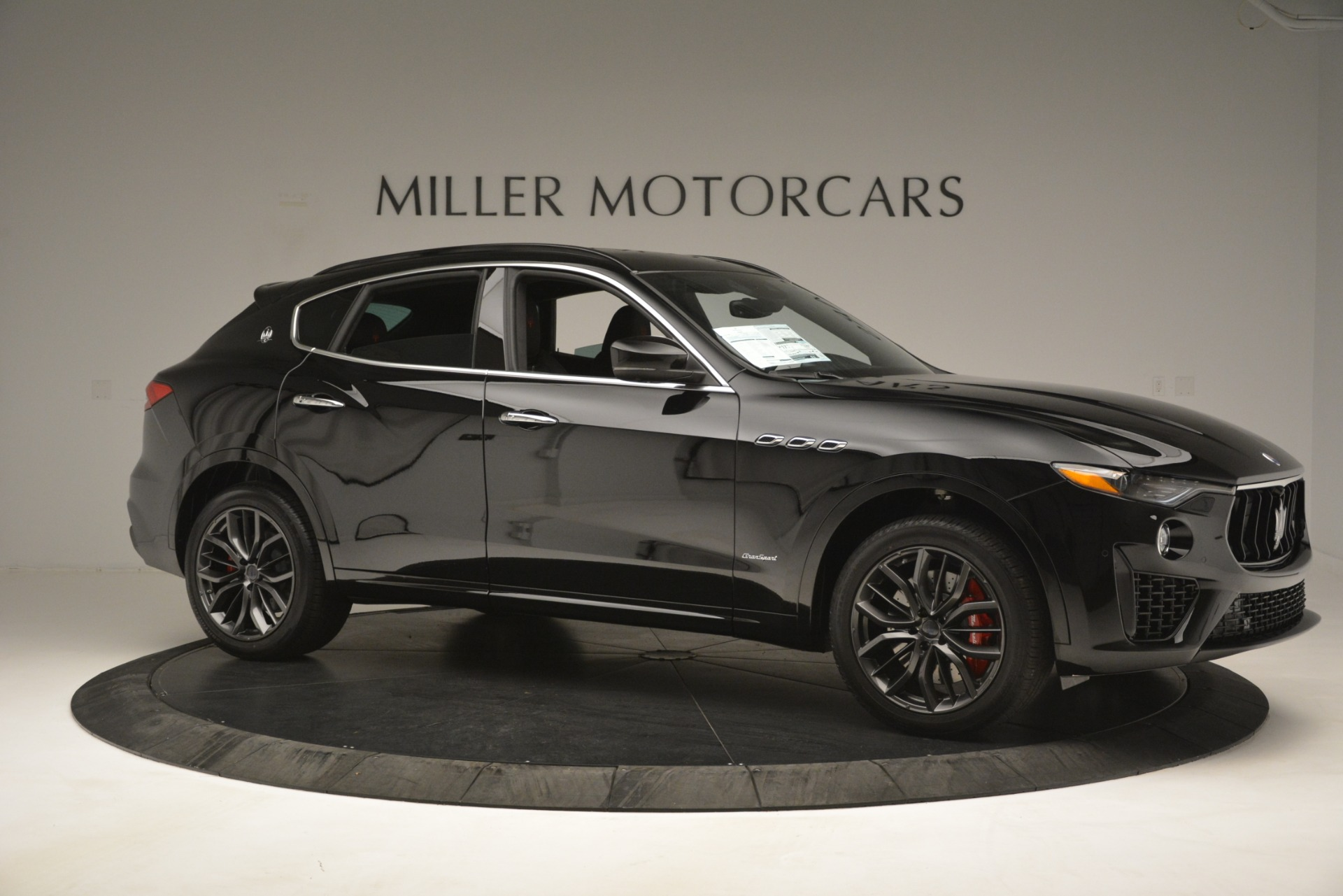 New 2019 Maserati Levante S Q4 GranSport For Sale In Westport, CT 3034_p10