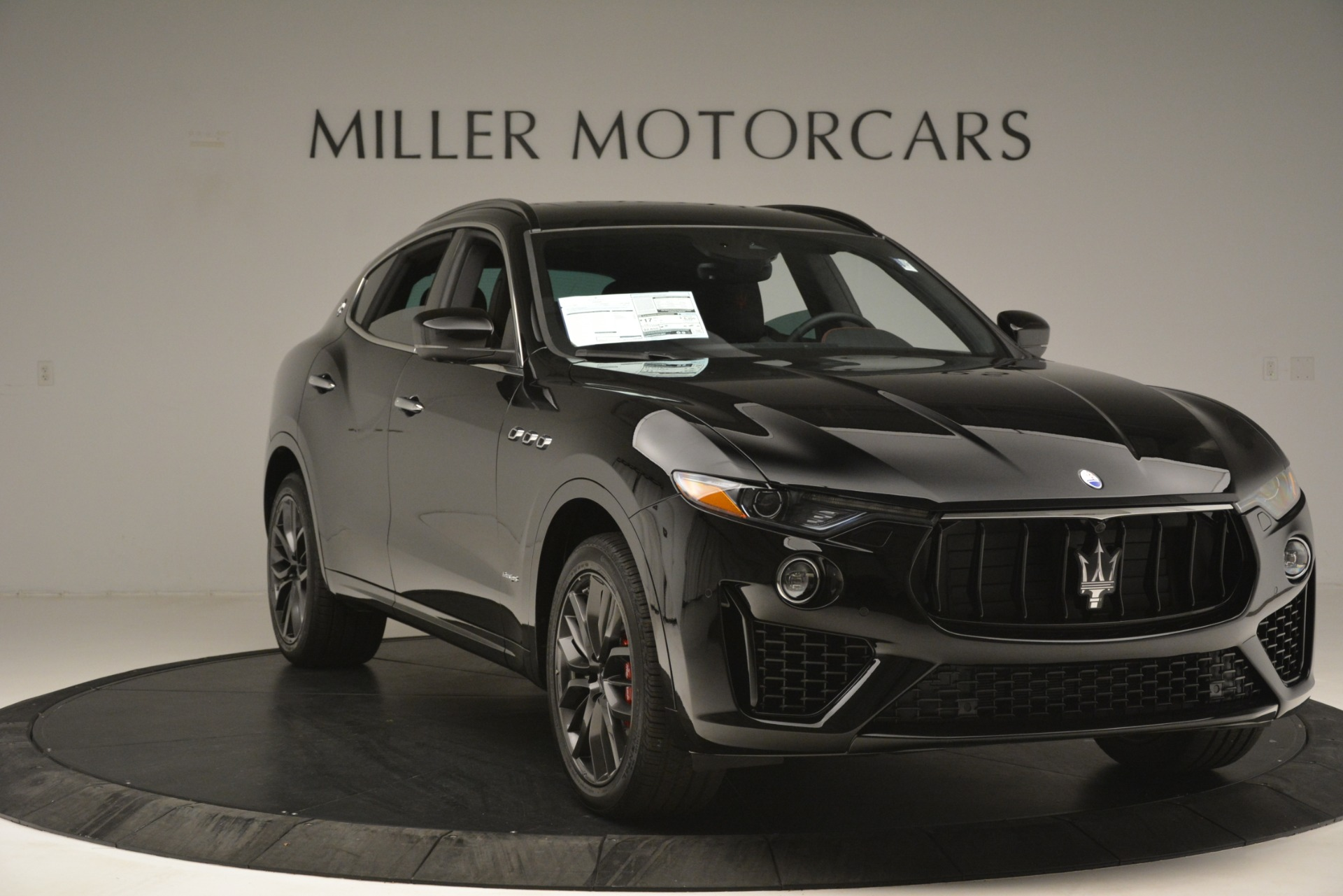 New 2019 Maserati Levante S Q4 GranSport For Sale In Westport, CT 3034_p11