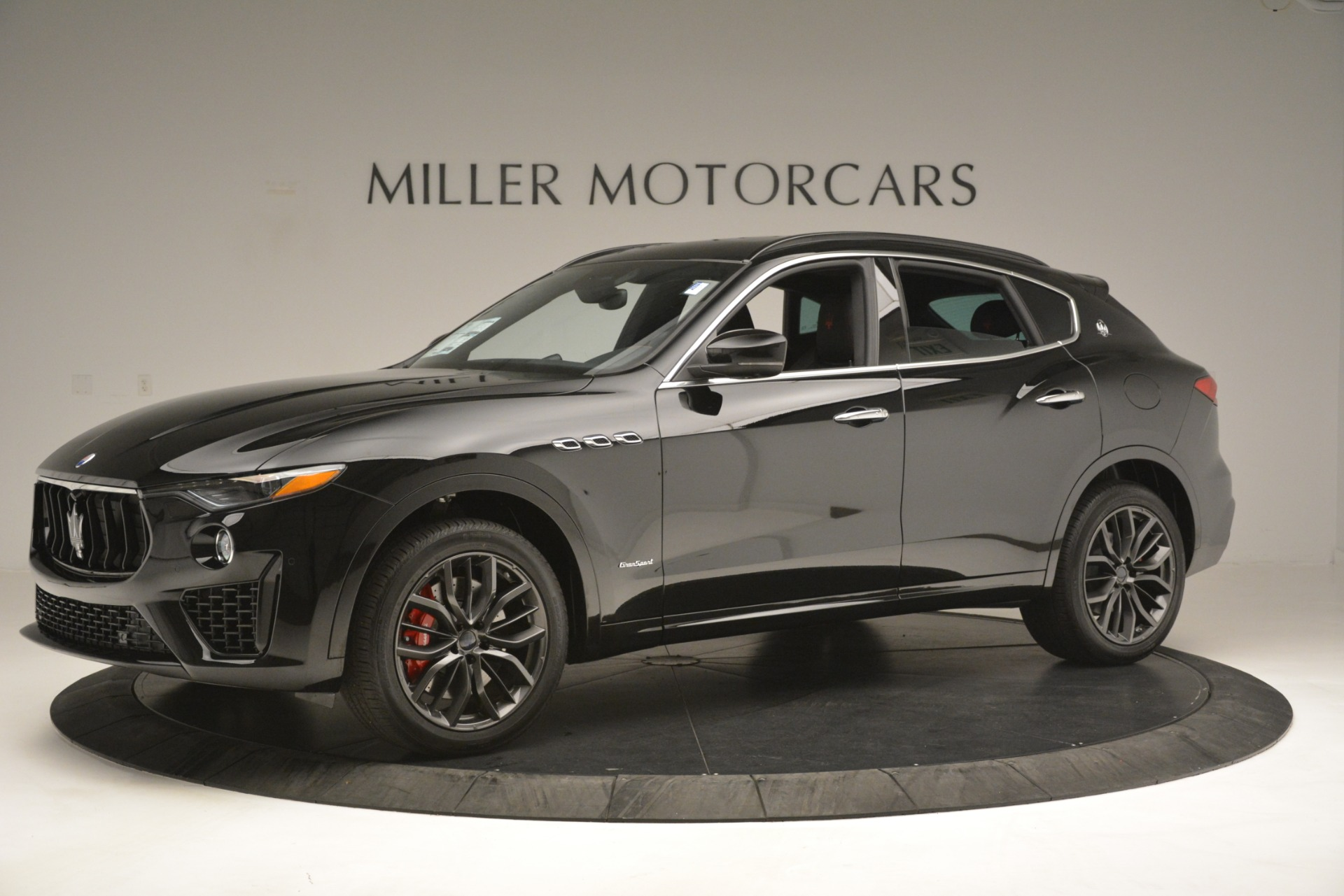 New 2019 Maserati Levante S Q4 GranSport For Sale In Westport, CT 3034_p2