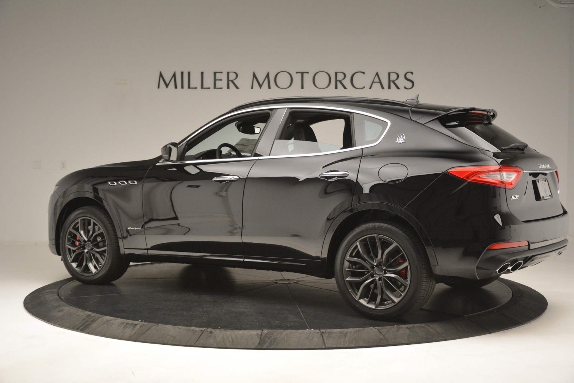 New 2019 Maserati Levante S Q4 GranSport For Sale In Westport, CT 3034_p4