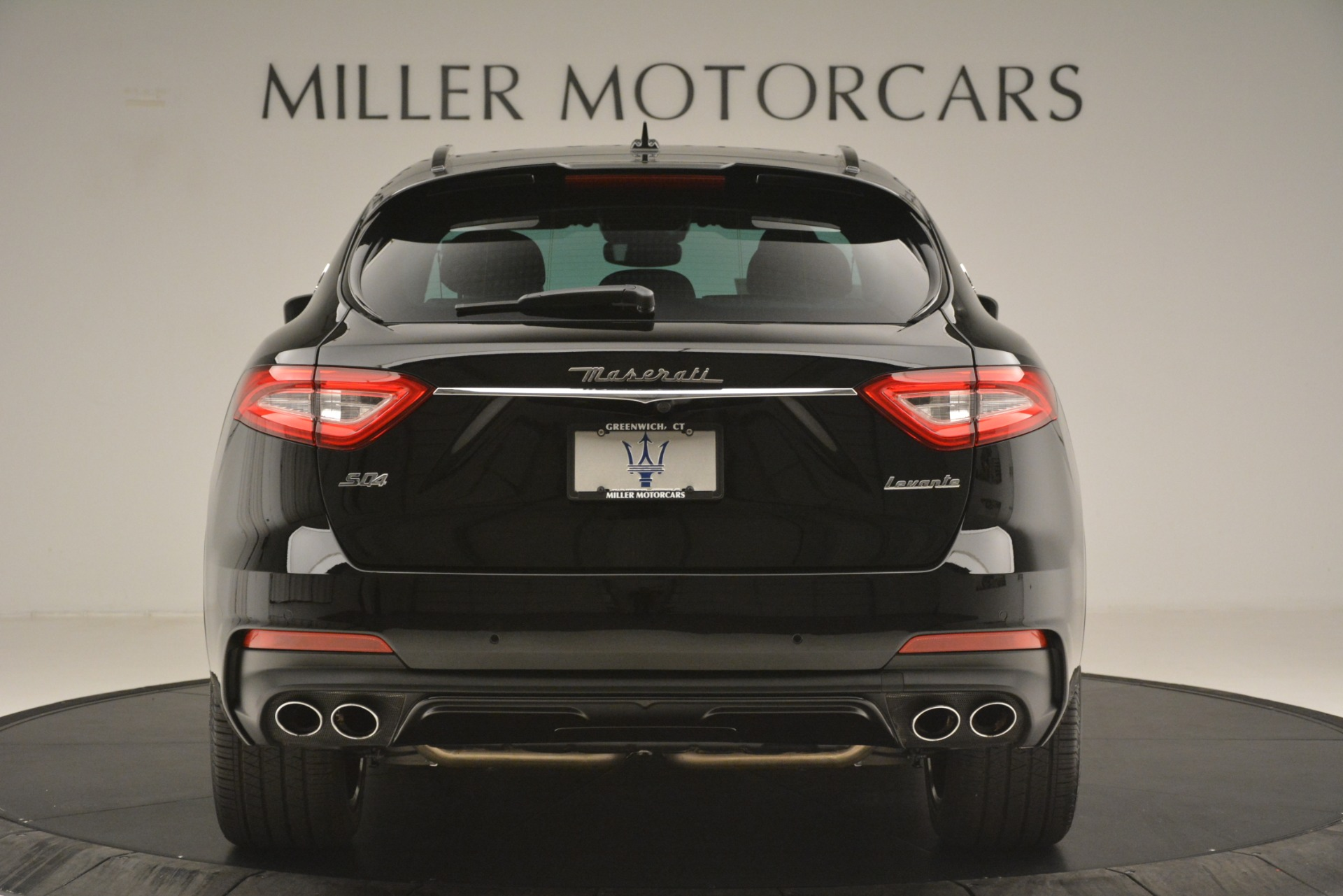 New 2019 Maserati Levante S Q4 GranSport For Sale In Westport, CT 3034_p6
