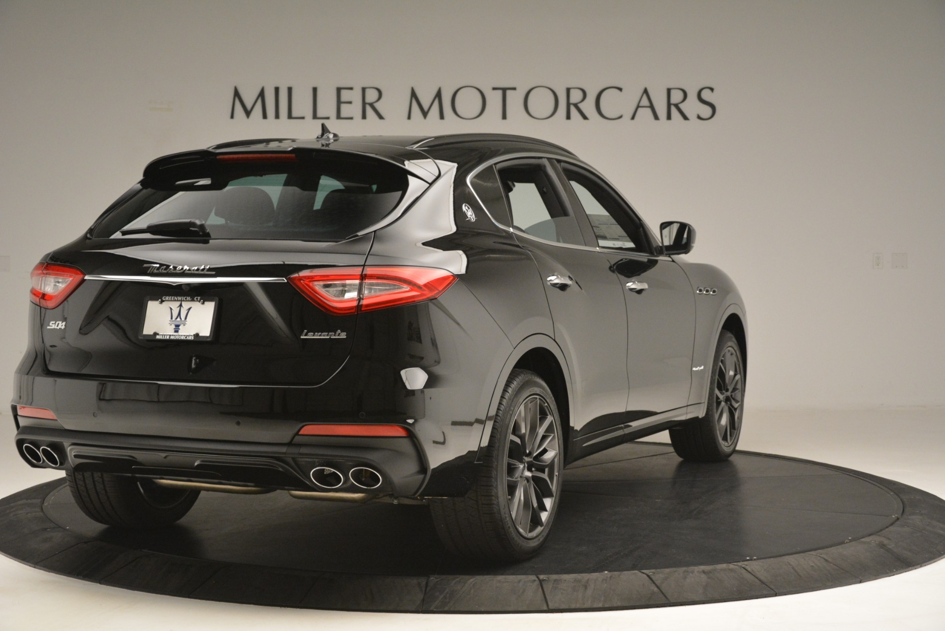 New 2019 Maserati Levante S Q4 GranSport For Sale In Westport, CT 3034_p7