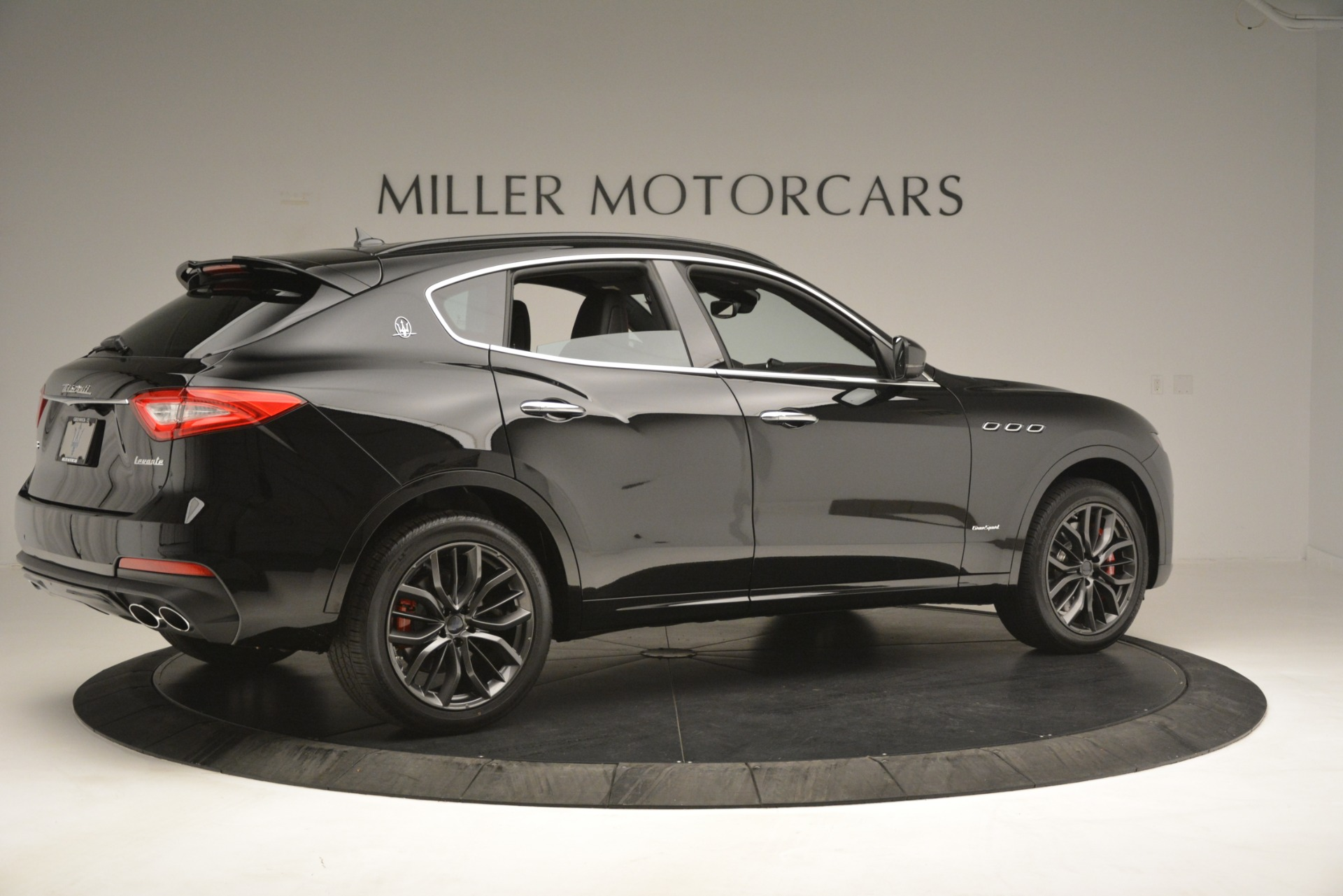 New 2019 Maserati Levante S Q4 GranSport For Sale In Westport, CT 3034_p8