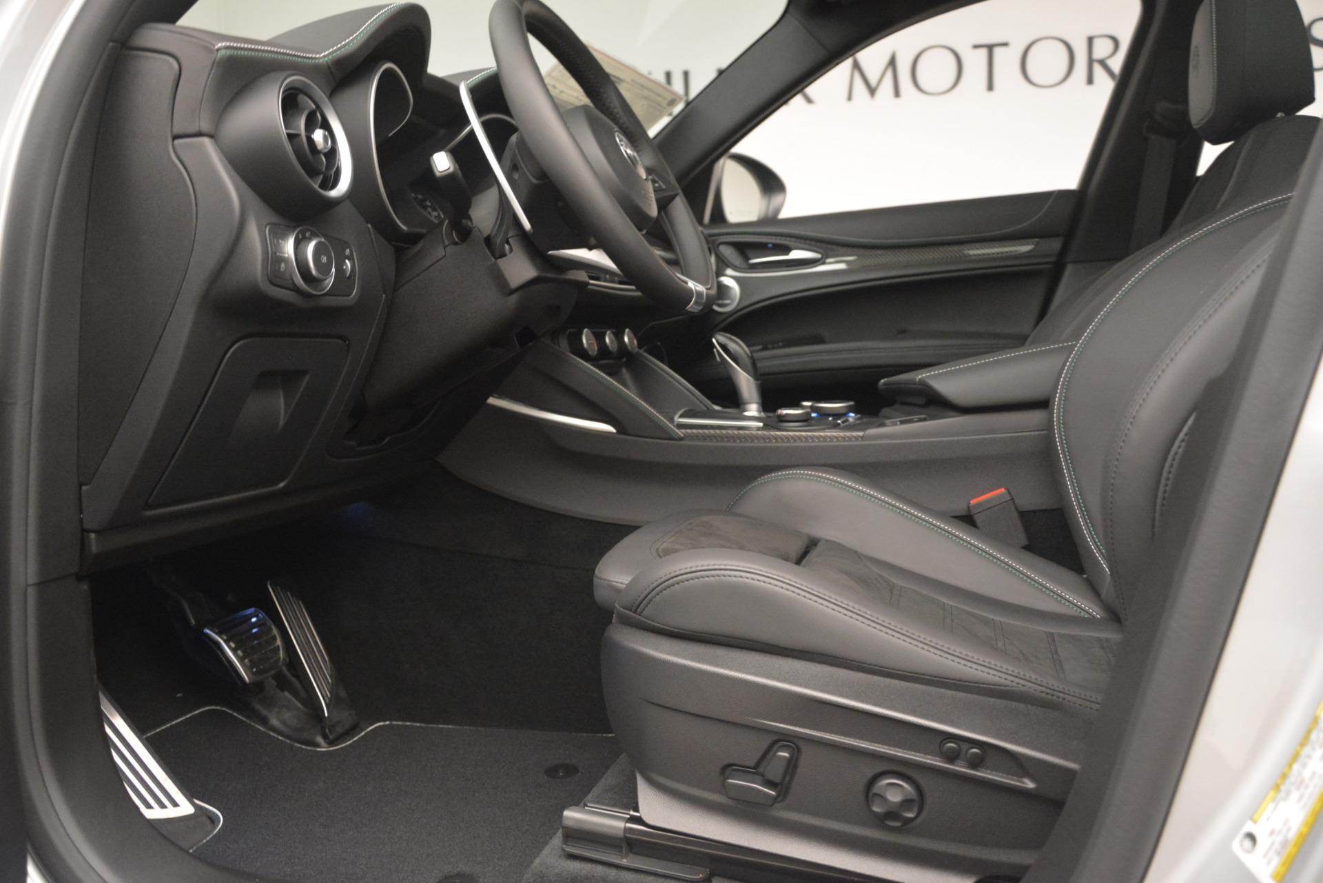 New 2019 Alfa Romeo Stelvio Quadrifoglio For Sale In Westport, CT 3037_p14