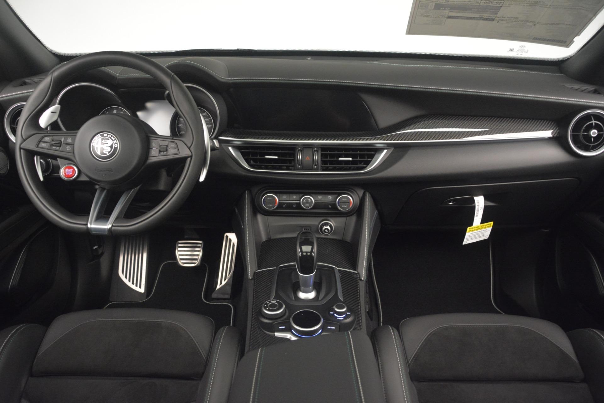New 2019 Alfa Romeo Stelvio Quadrifoglio For Sale In Westport, CT 3037_p16