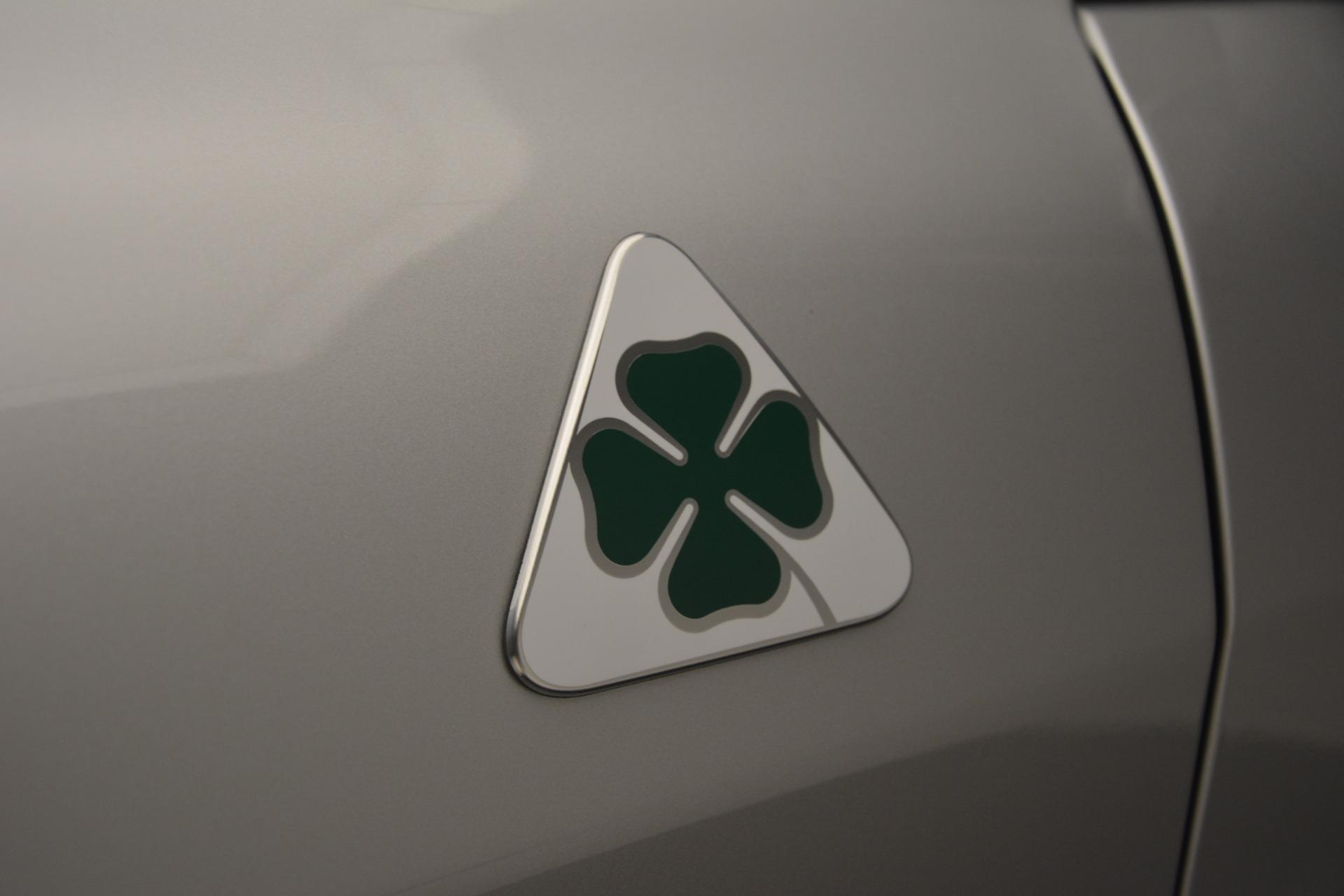 New 2019 Alfa Romeo Stelvio Quadrifoglio For Sale In Westport, CT 3037_p30