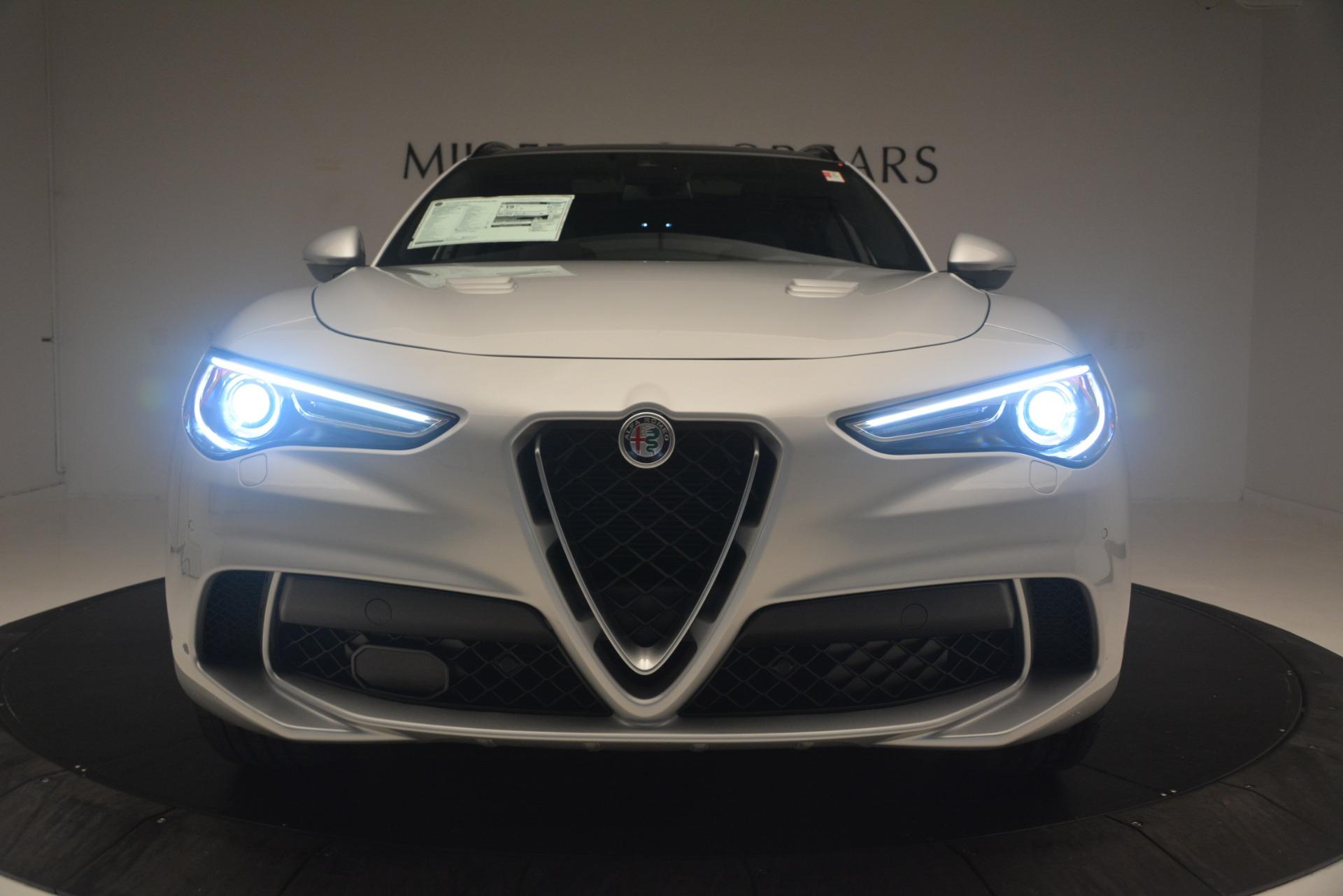 New 2019 Alfa Romeo Stelvio Quadrifoglio For Sale In Westport, CT 3037_p31