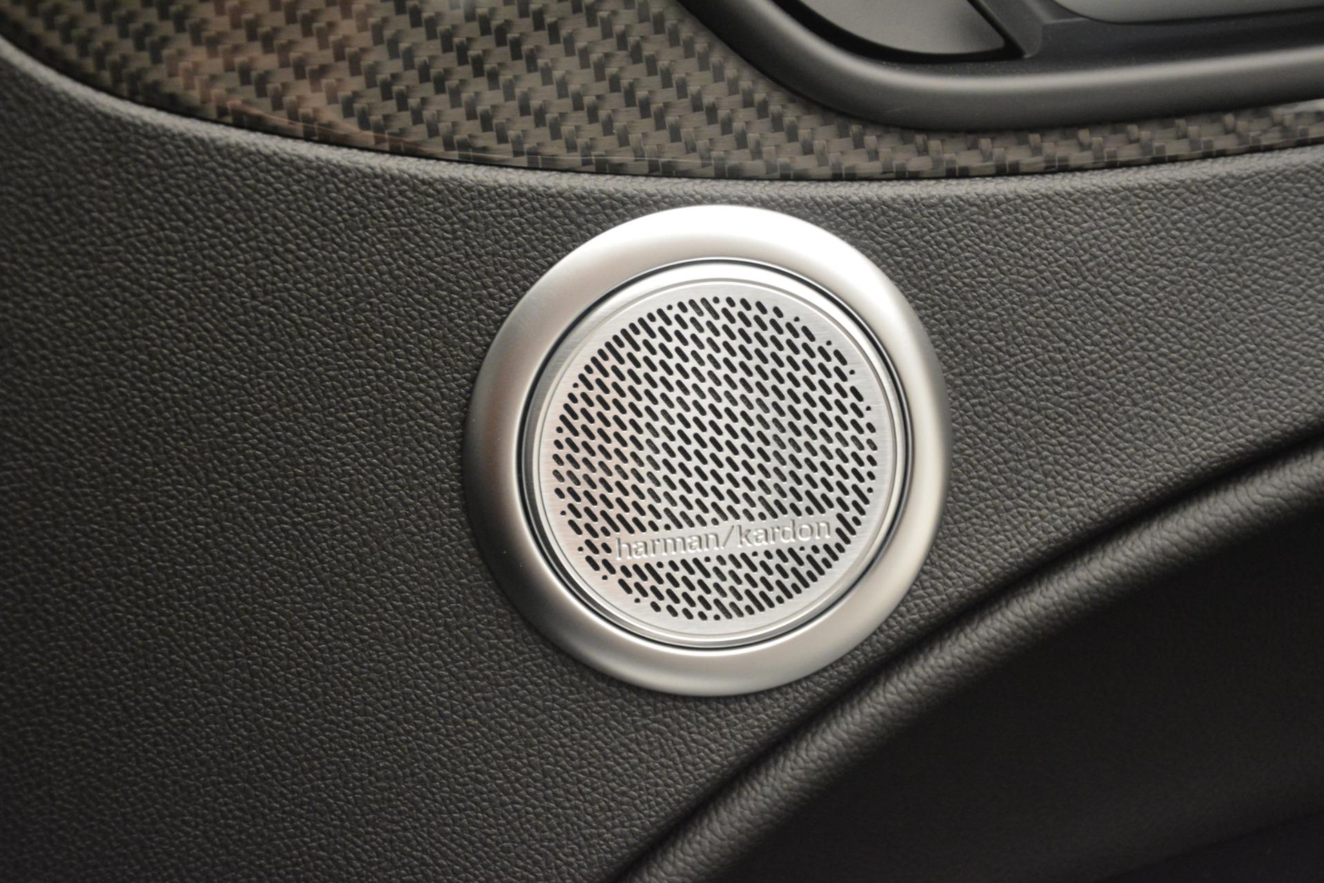 New 2019 Alfa Romeo Stelvio Quadrifoglio For Sale In Westport, CT 3037_p32