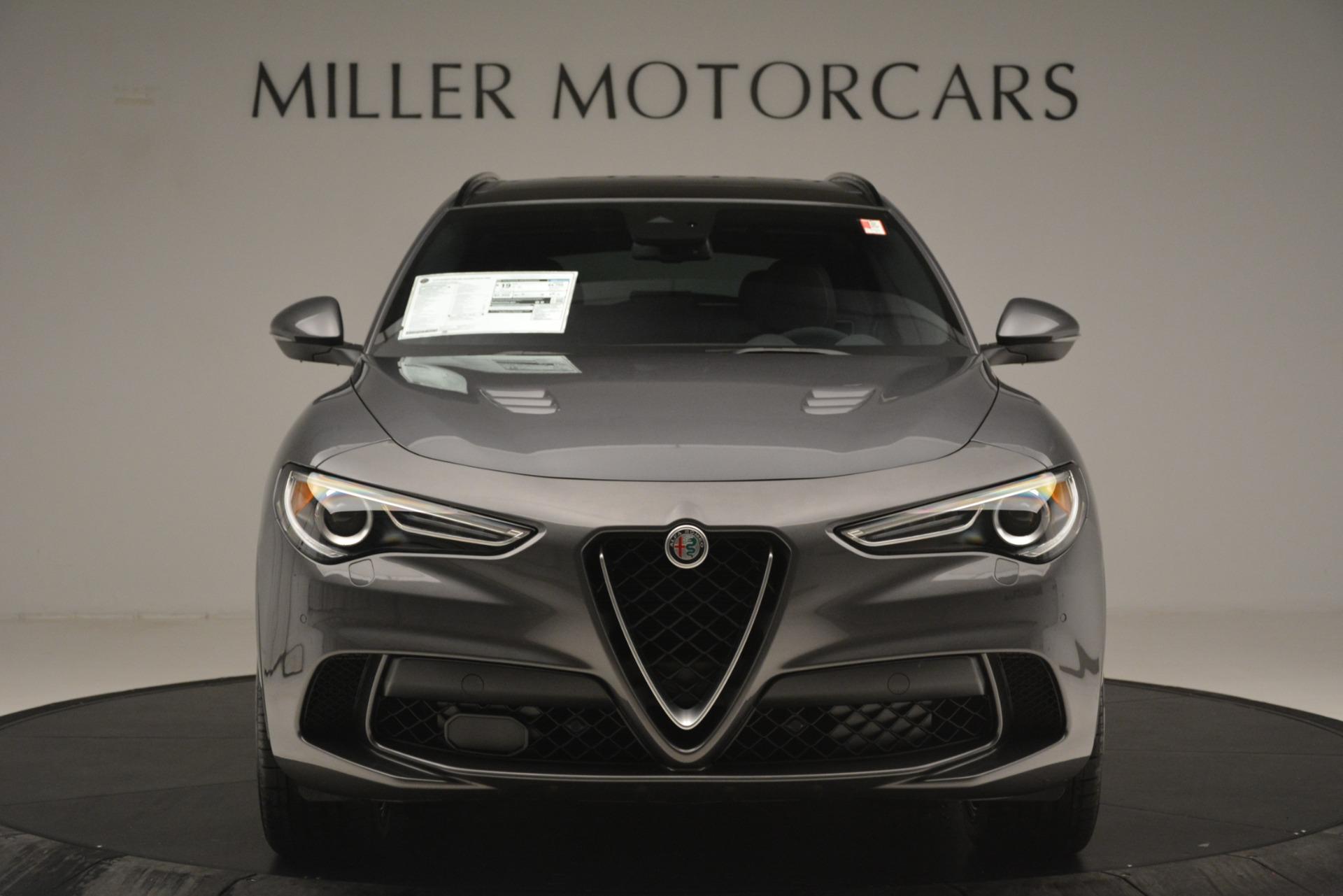 New 2019 Alfa Romeo Stelvio Quadrifoglio For Sale In Westport, CT 3038_p12