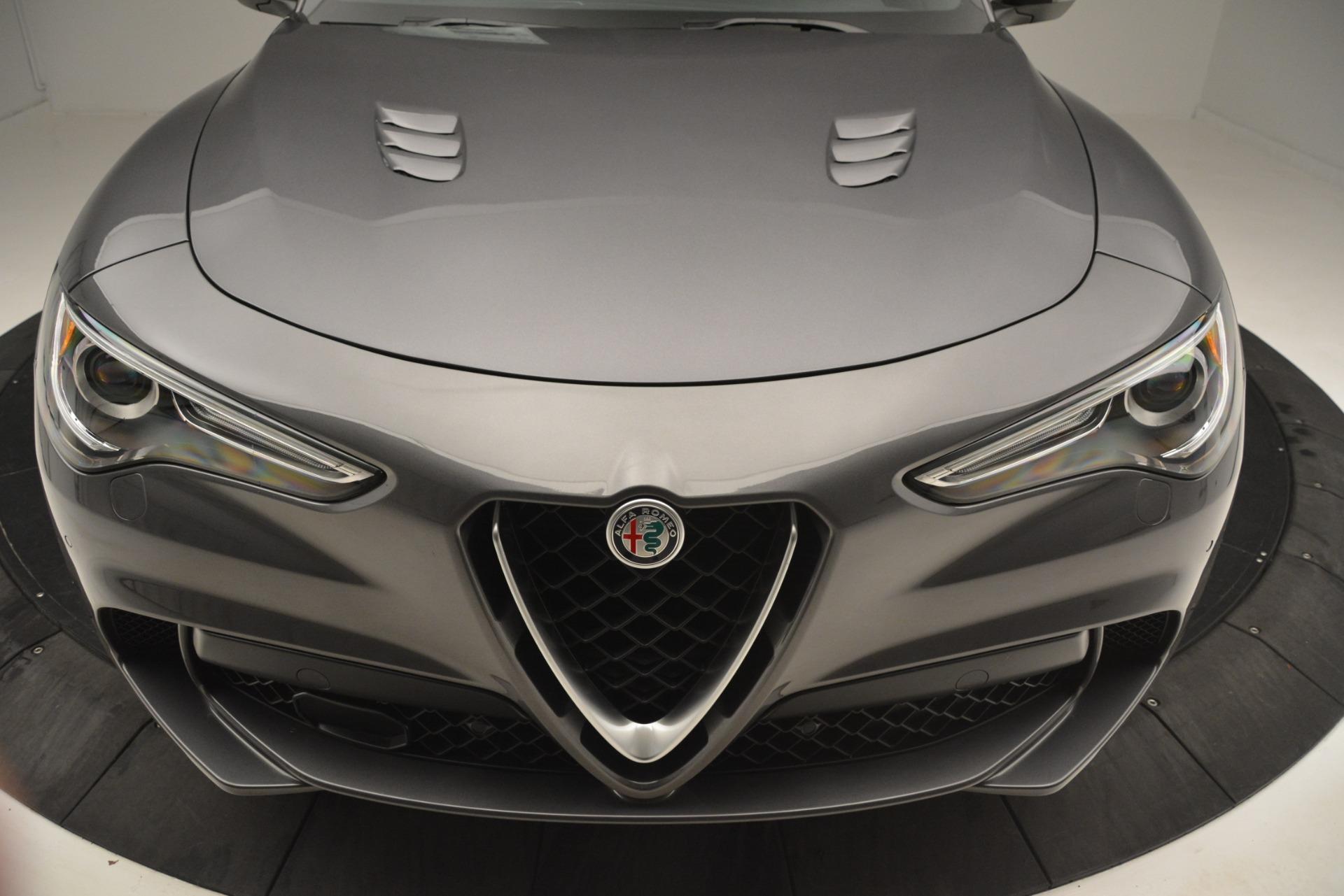 New 2019 Alfa Romeo Stelvio Quadrifoglio For Sale In Westport, CT 3038_p13