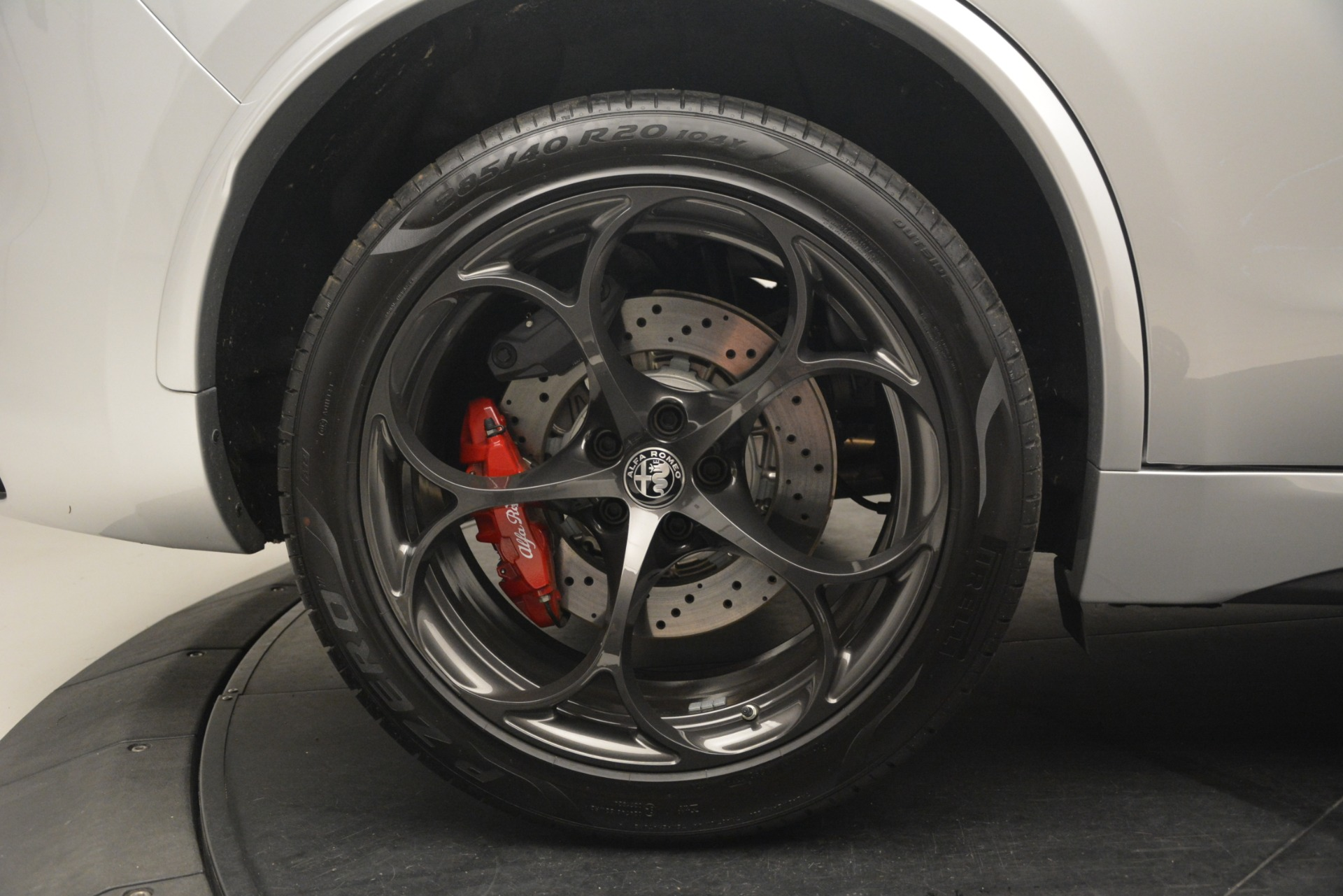 New 2019 Alfa Romeo Stelvio Quadrifoglio For Sale In Westport, CT 3039_p37